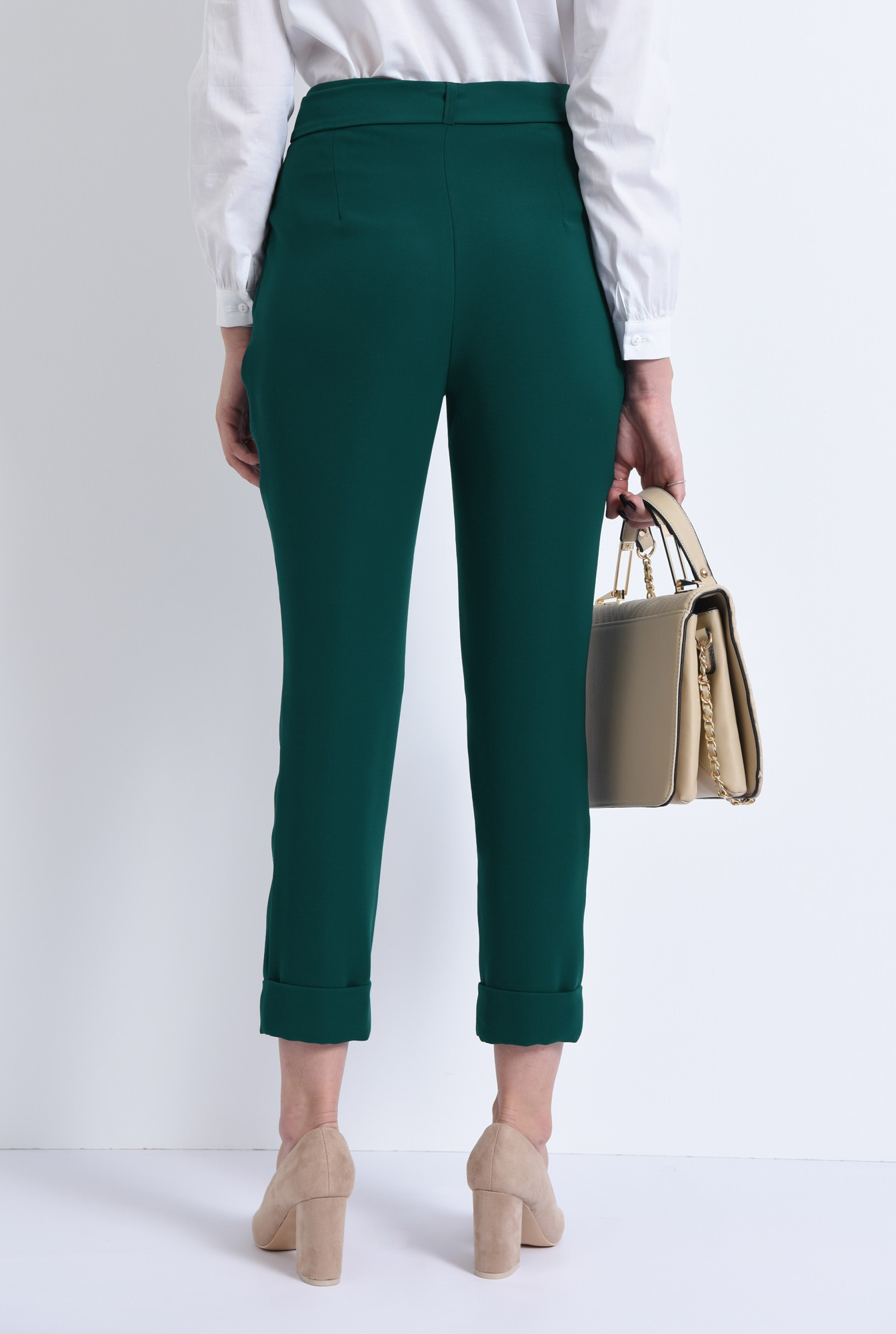 1 - PANTALON OFFICE PT 172-VERDE