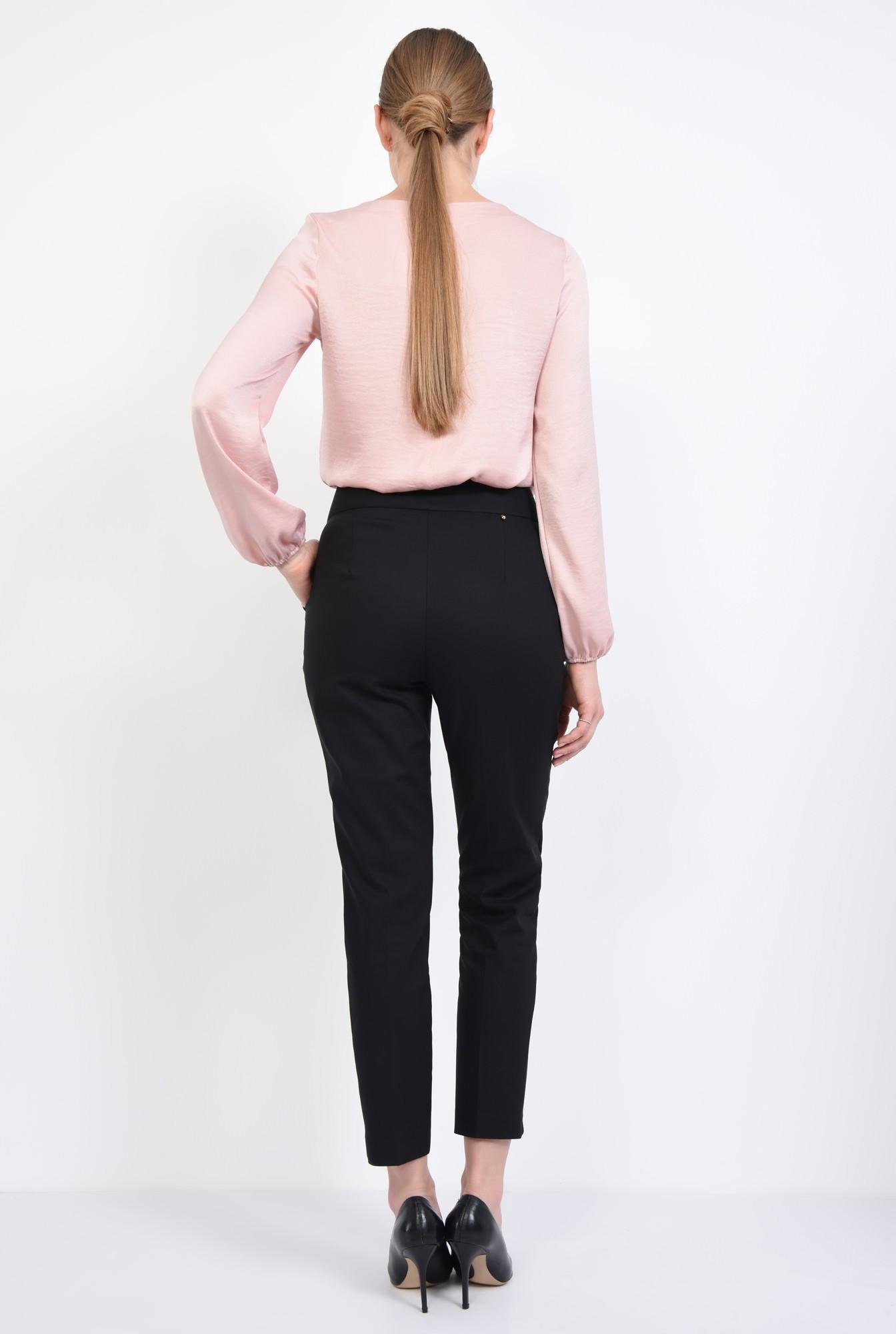 1 - Pantaloni office, negru