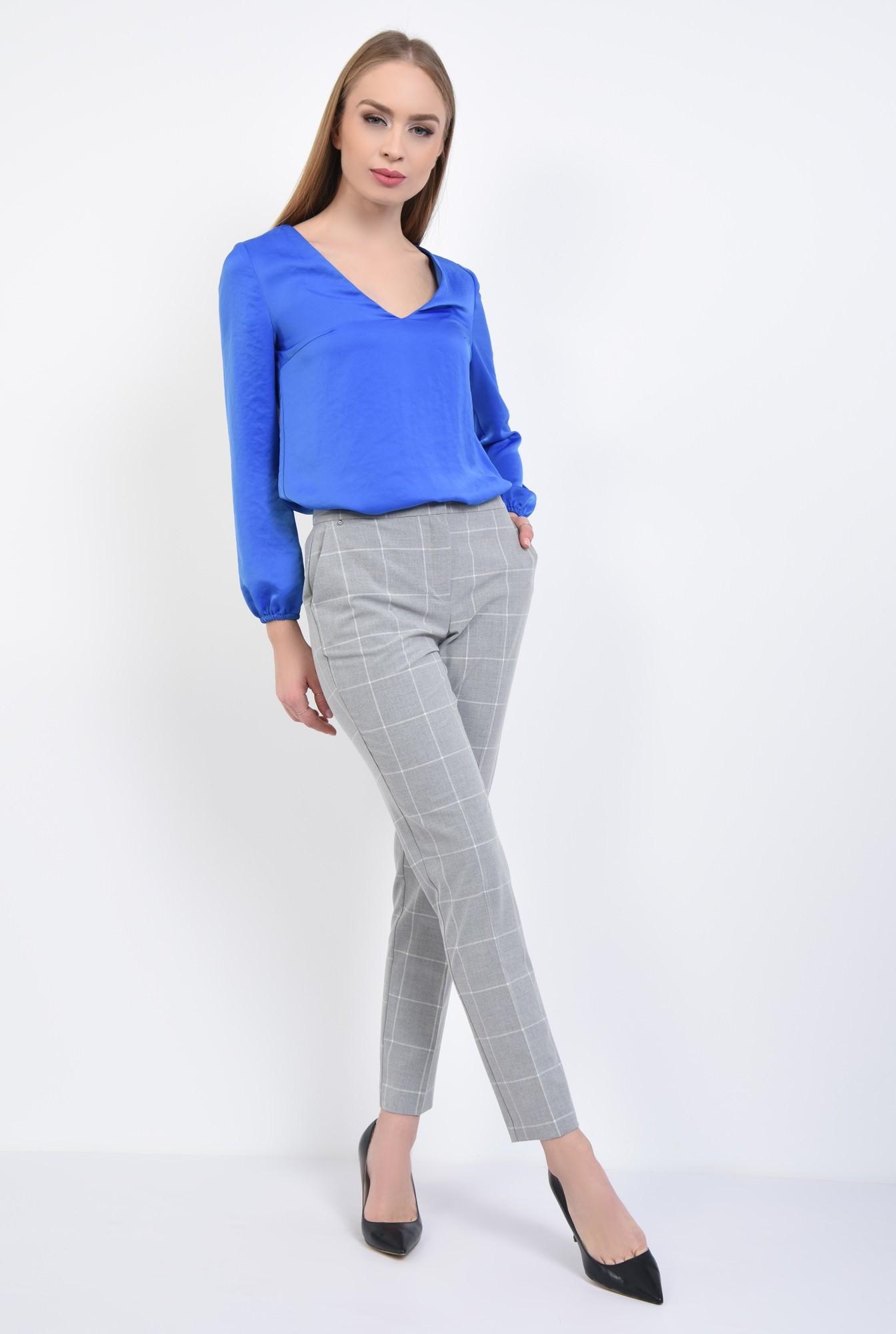 3 - Pantaloni casual, imprimeu