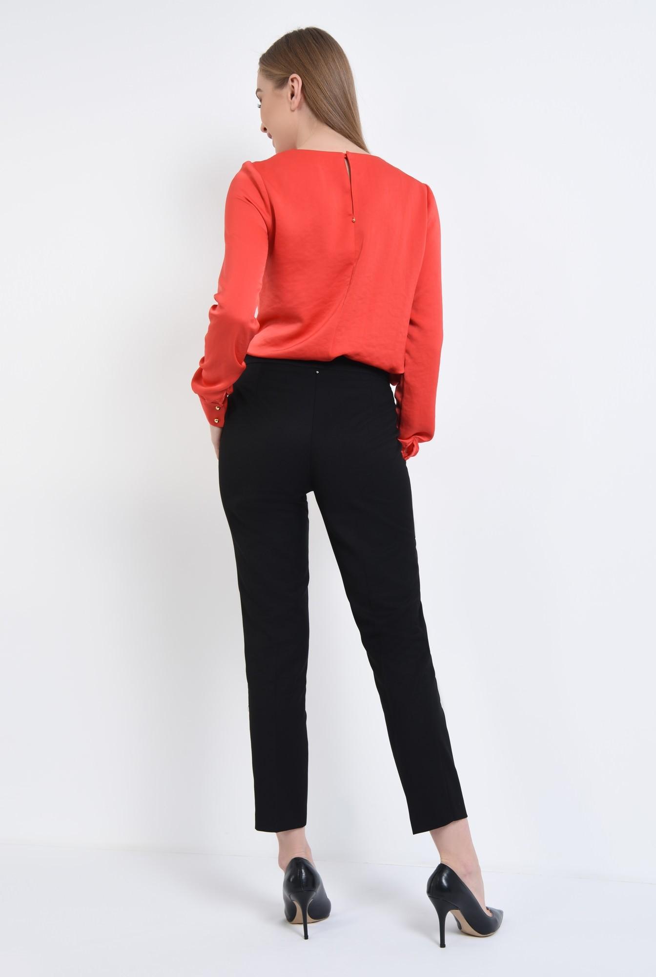 1 - Pantaloni conici, negru