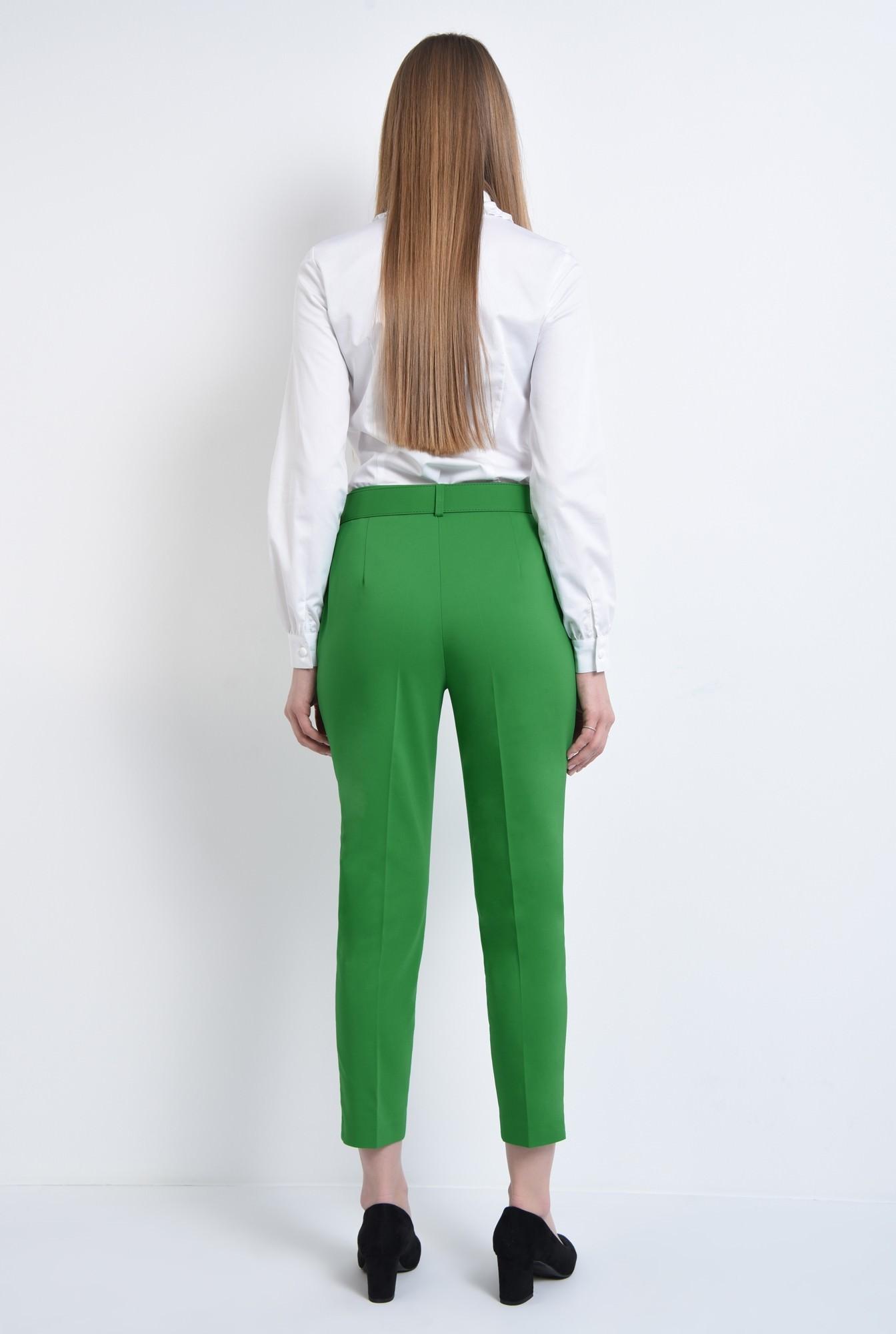 1 - 360 - Pantaloni casual, pense, centura