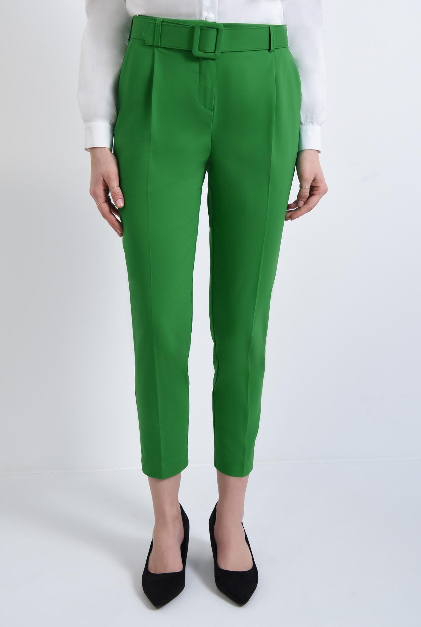 2 - 360 - Pantaloni casual, pense, centura