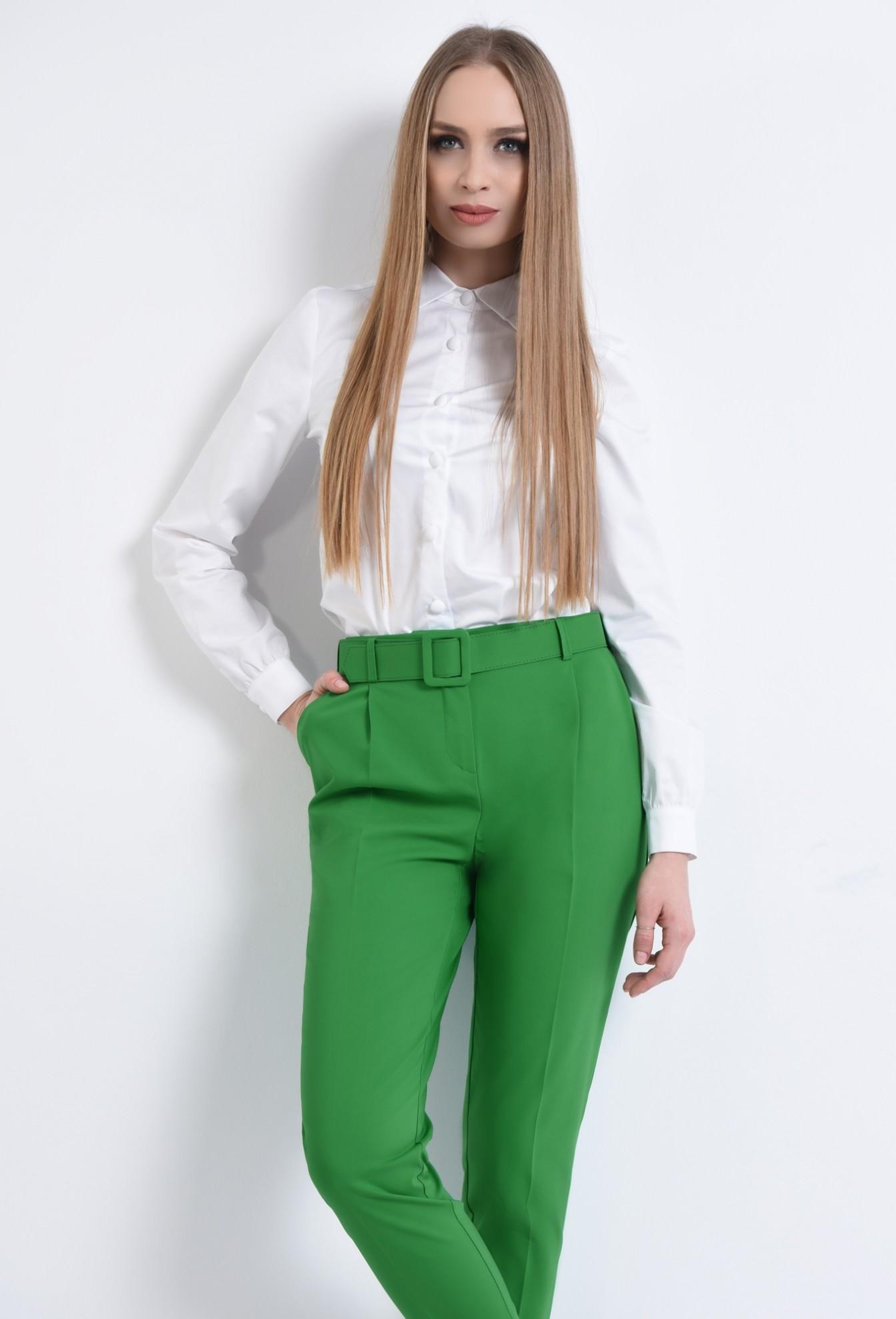 0 - 360 - Pantaloni casual, pense, centura