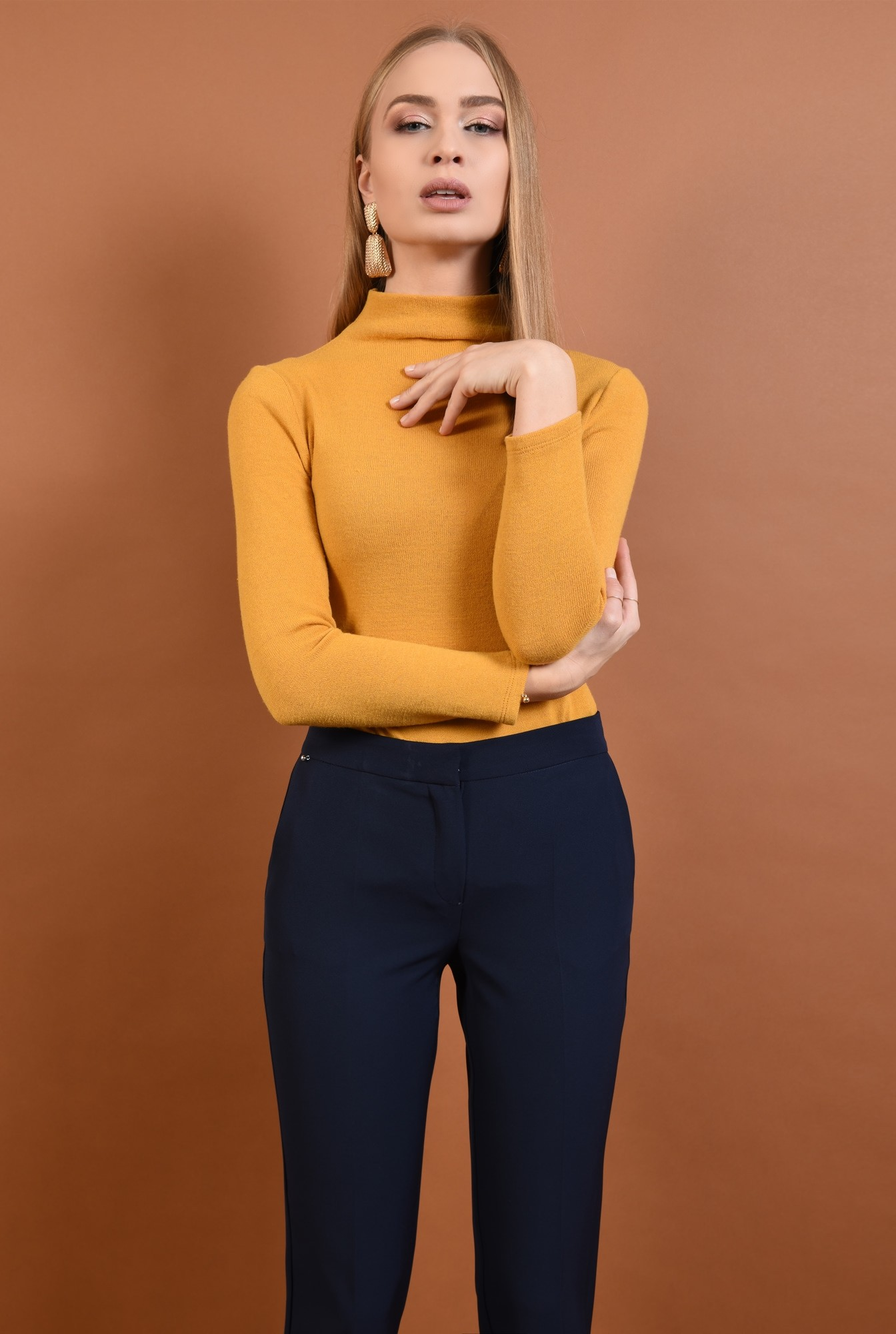 2 - 360 - pantaloni conici, la dunga, pantaloni online