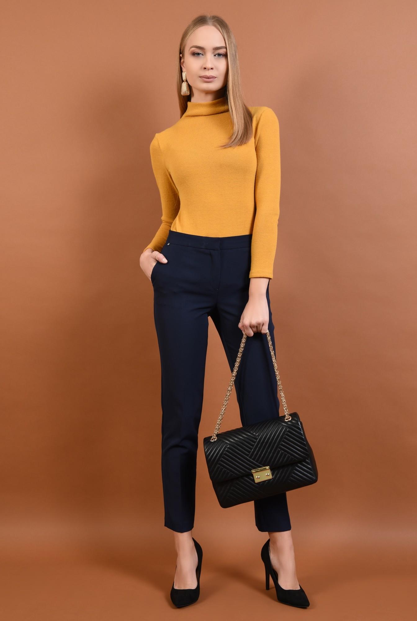 3 - 360 - pantaloni conici, la dunga, pantaloni online
