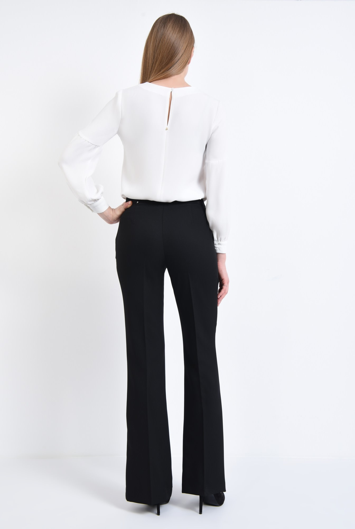 1 - 360 - Pantaloni casual la dunga, betelie