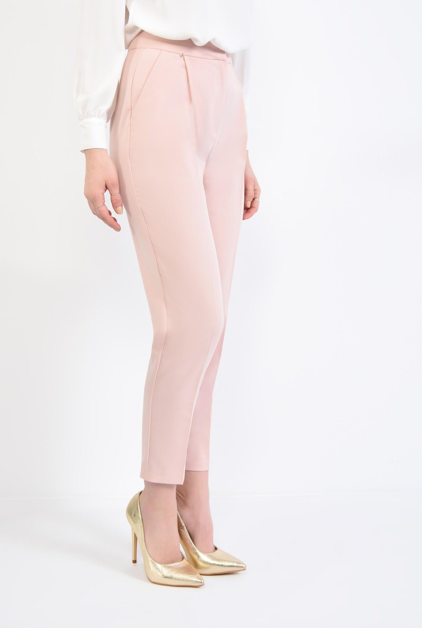 2 - Pantaloni casual, croi conic