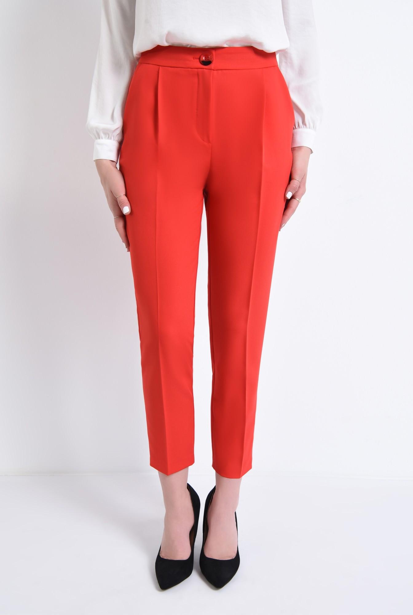 2 - Pantaloni conici, corai