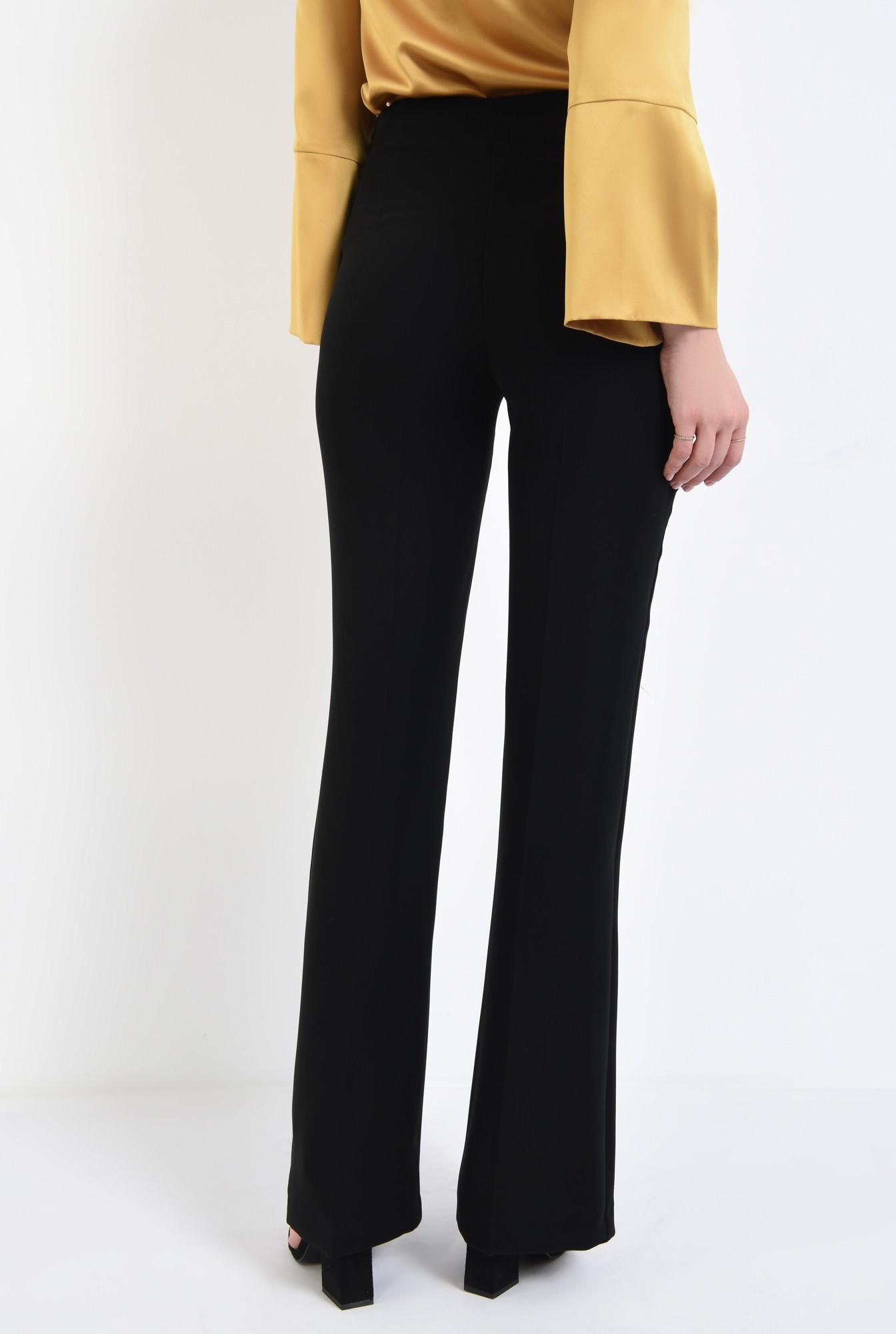 1 - Pantaloni eleganti, negri