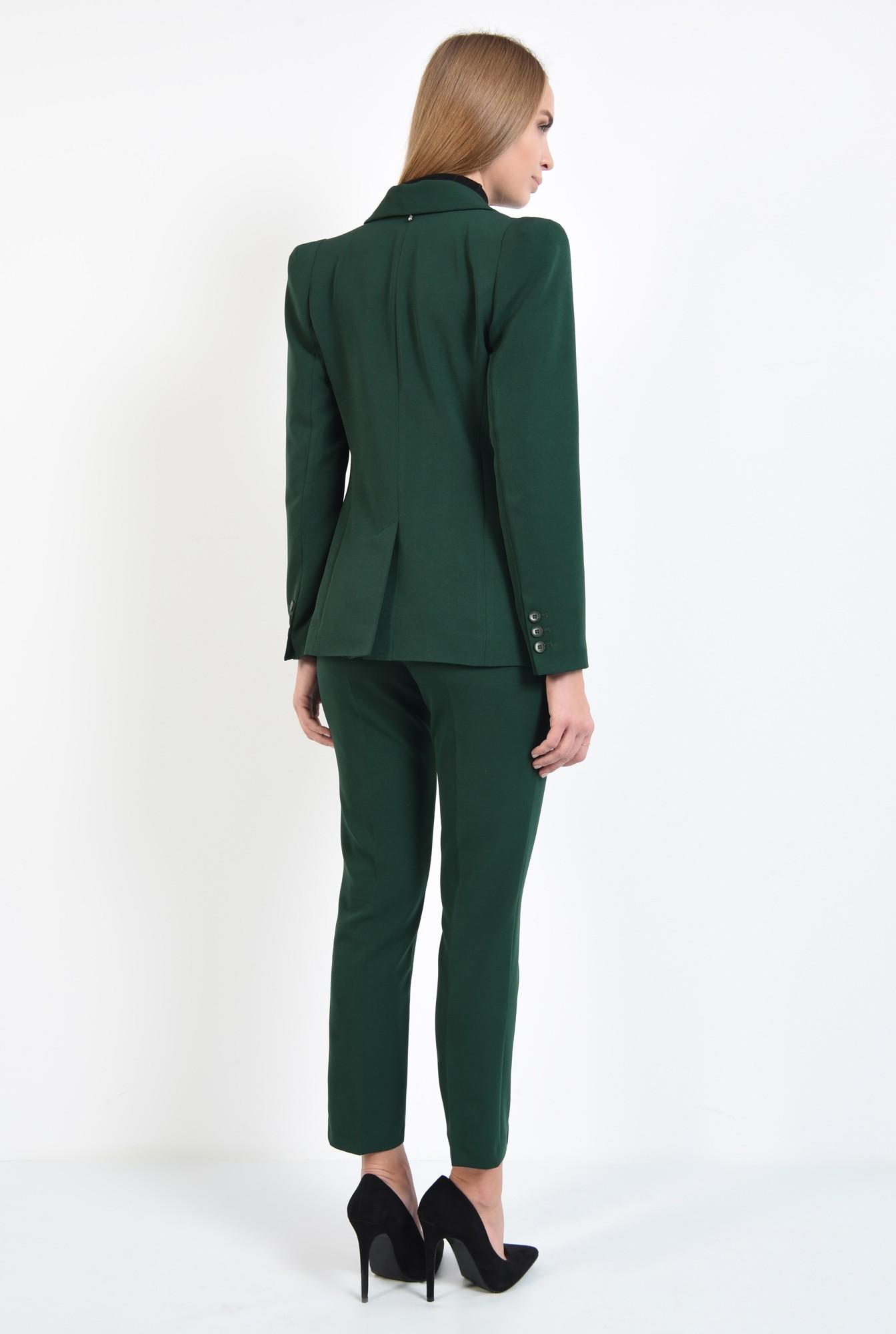 1 - 360 - pantaloni de toamna, tesatura texturata, croi pana, talie medie