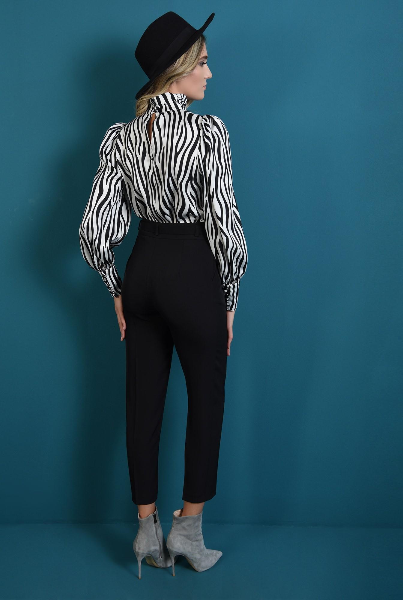 1 - 360 - pantaloni lejeri, cu centura, cu buzunare laterale