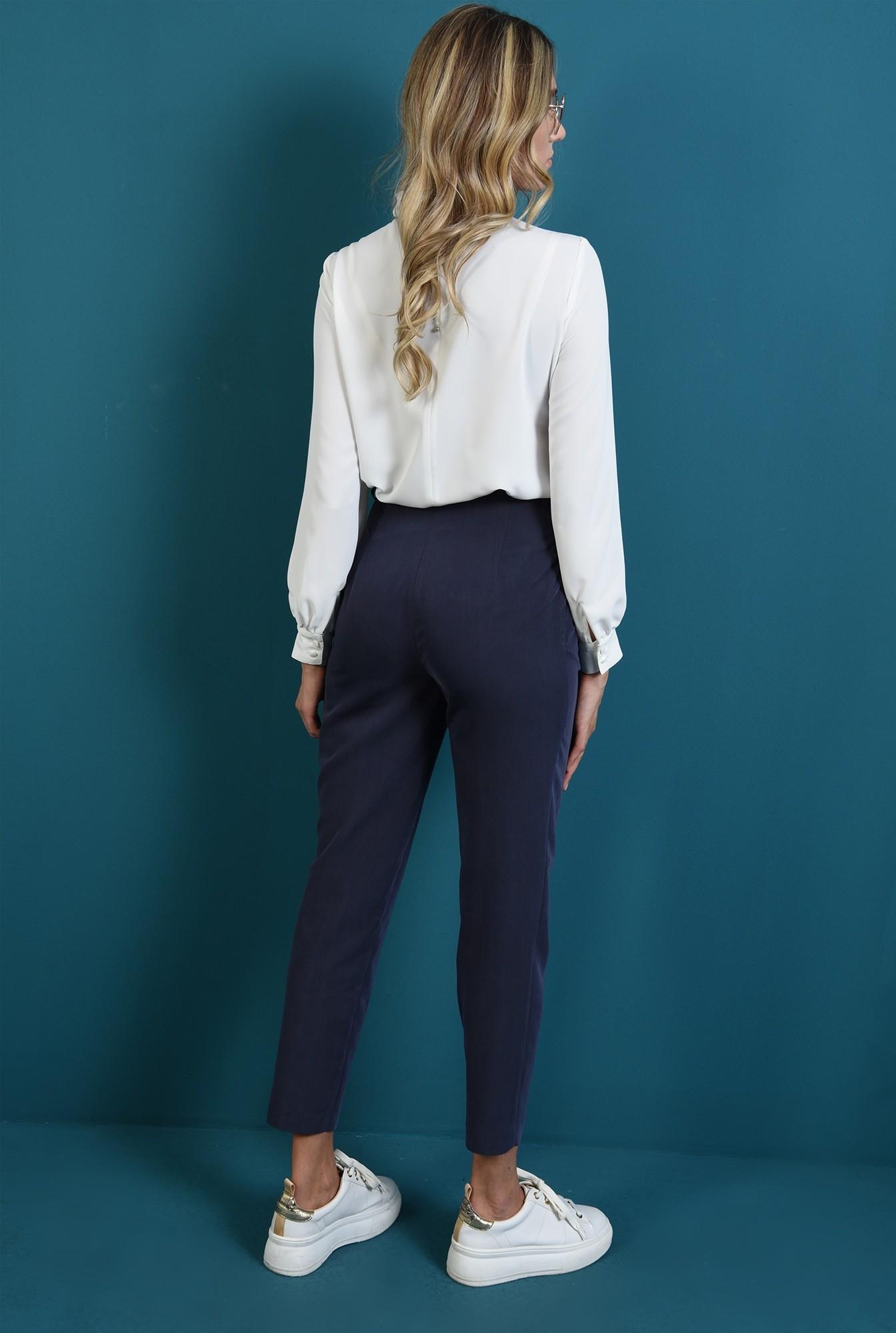 2 - pantaloni cu buzunare laterale, tigareta