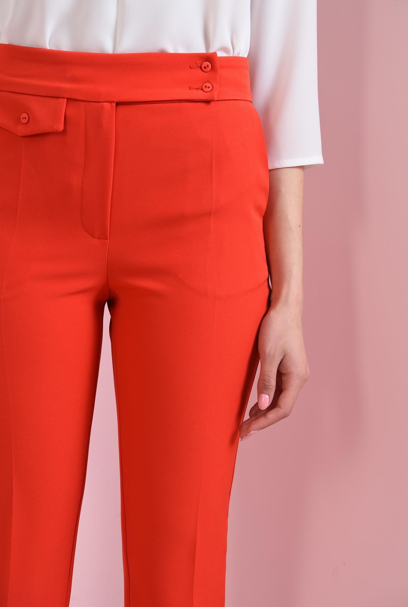 2 - pantaloni casual, conici, Poema