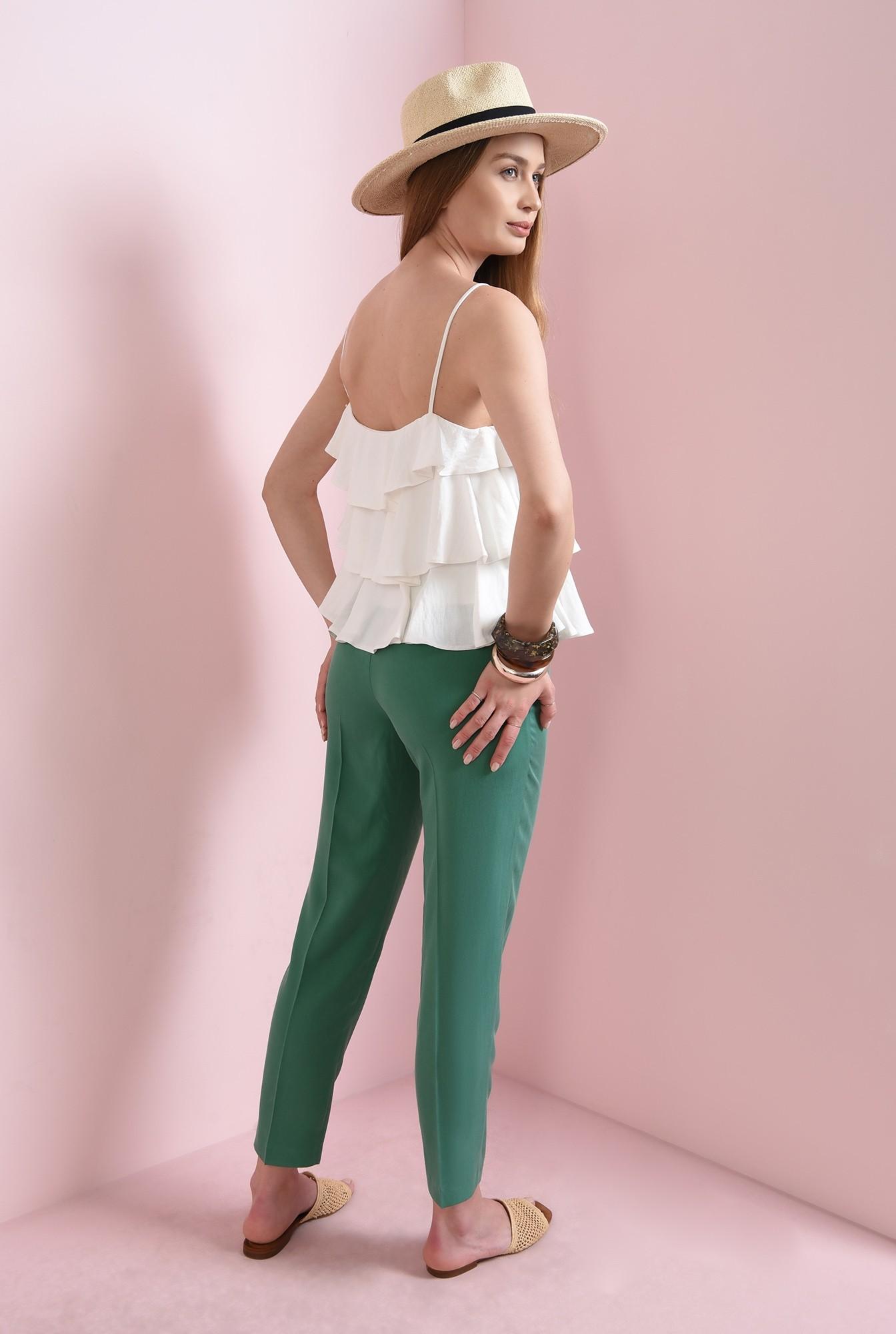 1 - pantaloni conici, cu buzunare laterale
