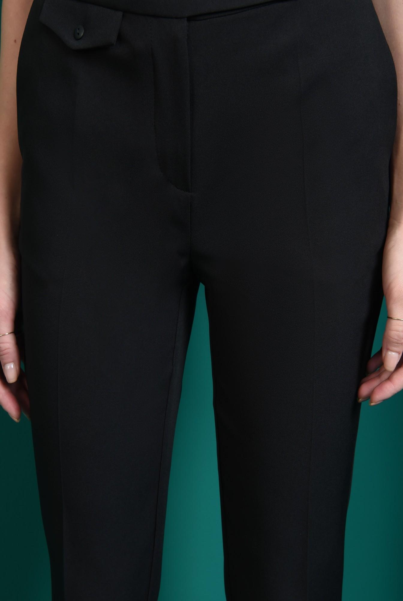 2 - pantaloni lungi, cu buzunare laterale