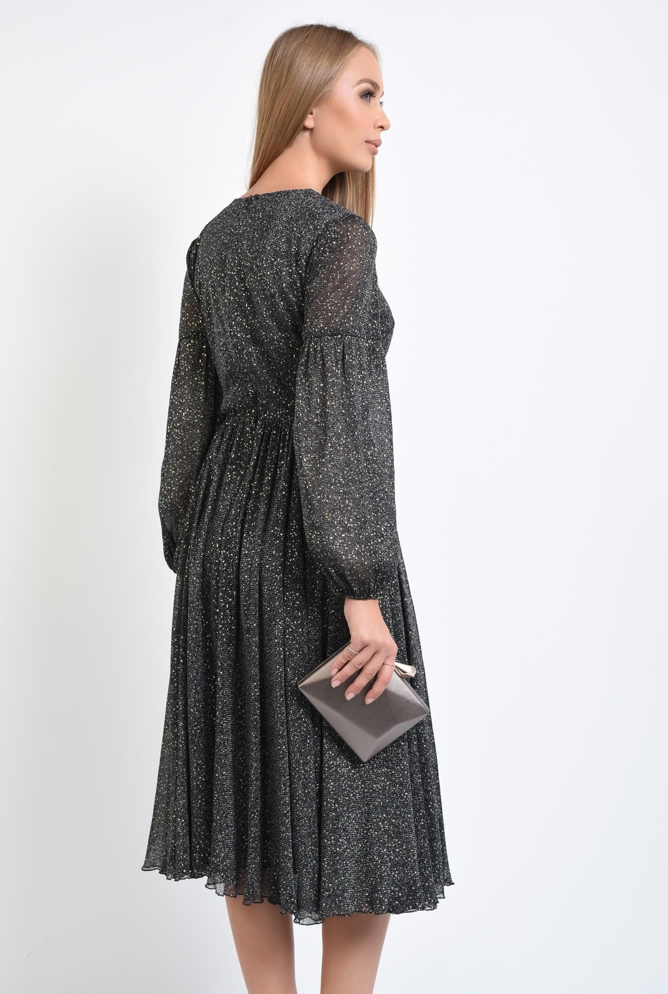 1 - rochie de seara, detalii aurii, rochii online, croi clos