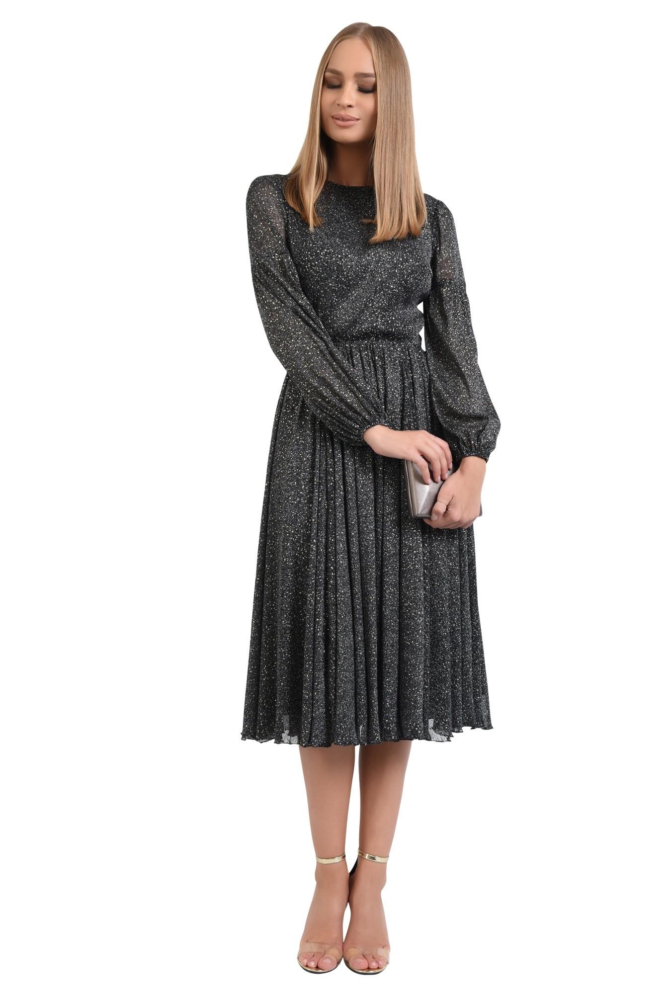 0 - rochie de seara, detalii aurii, rochii online, croi clos