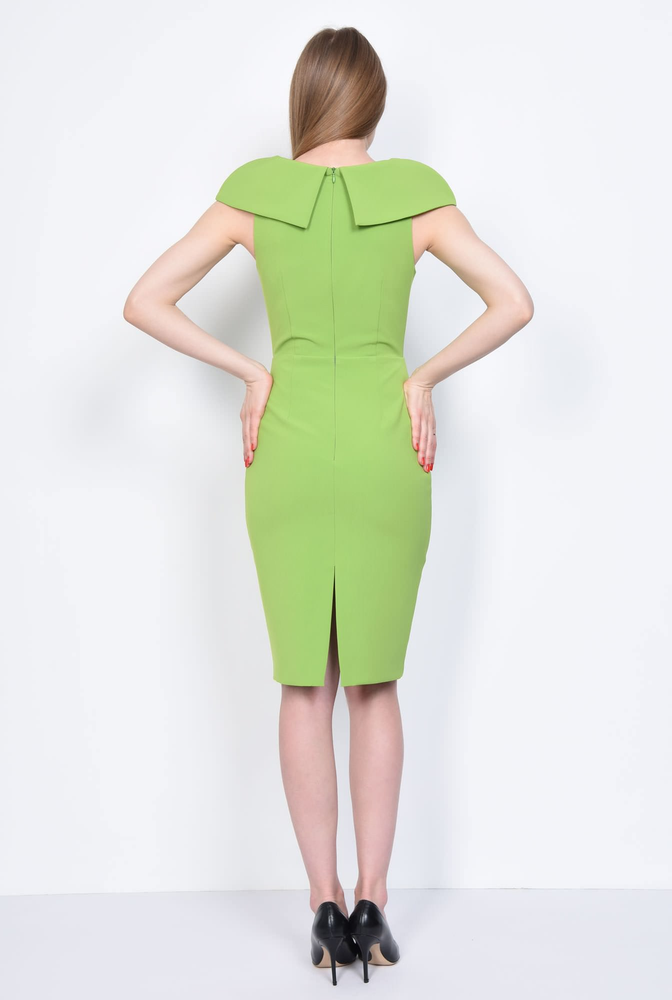 1 - ROCHIE OFFICE CONICA R 262-VERDE