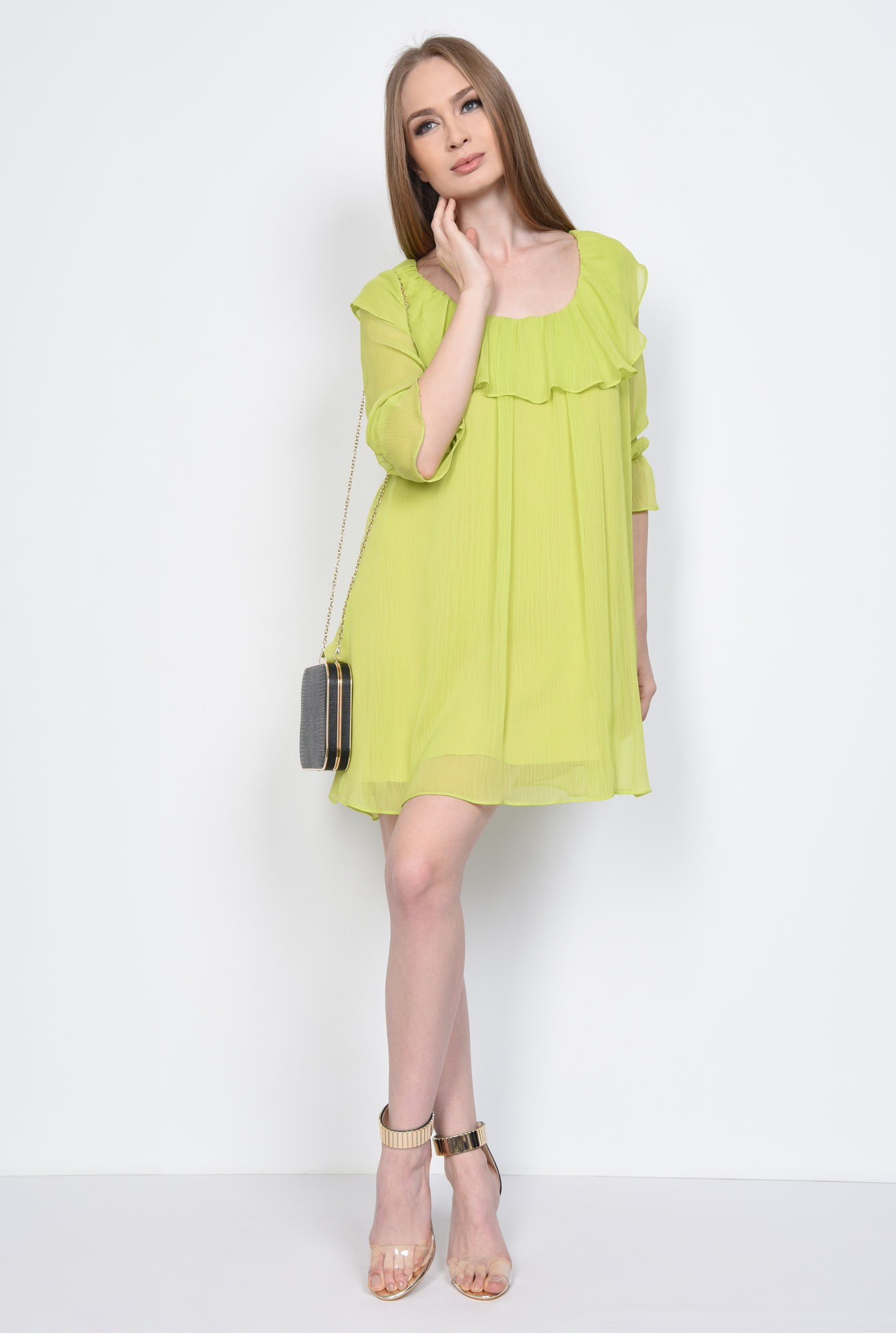 3 - ROCHIE CASUAL LEJERA R 322-LIME
