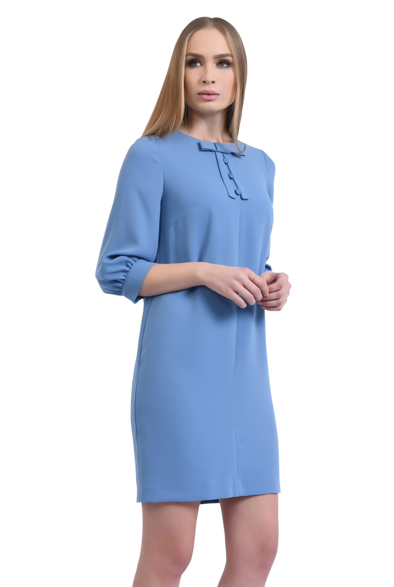 0 - Rochie casual, bleu
