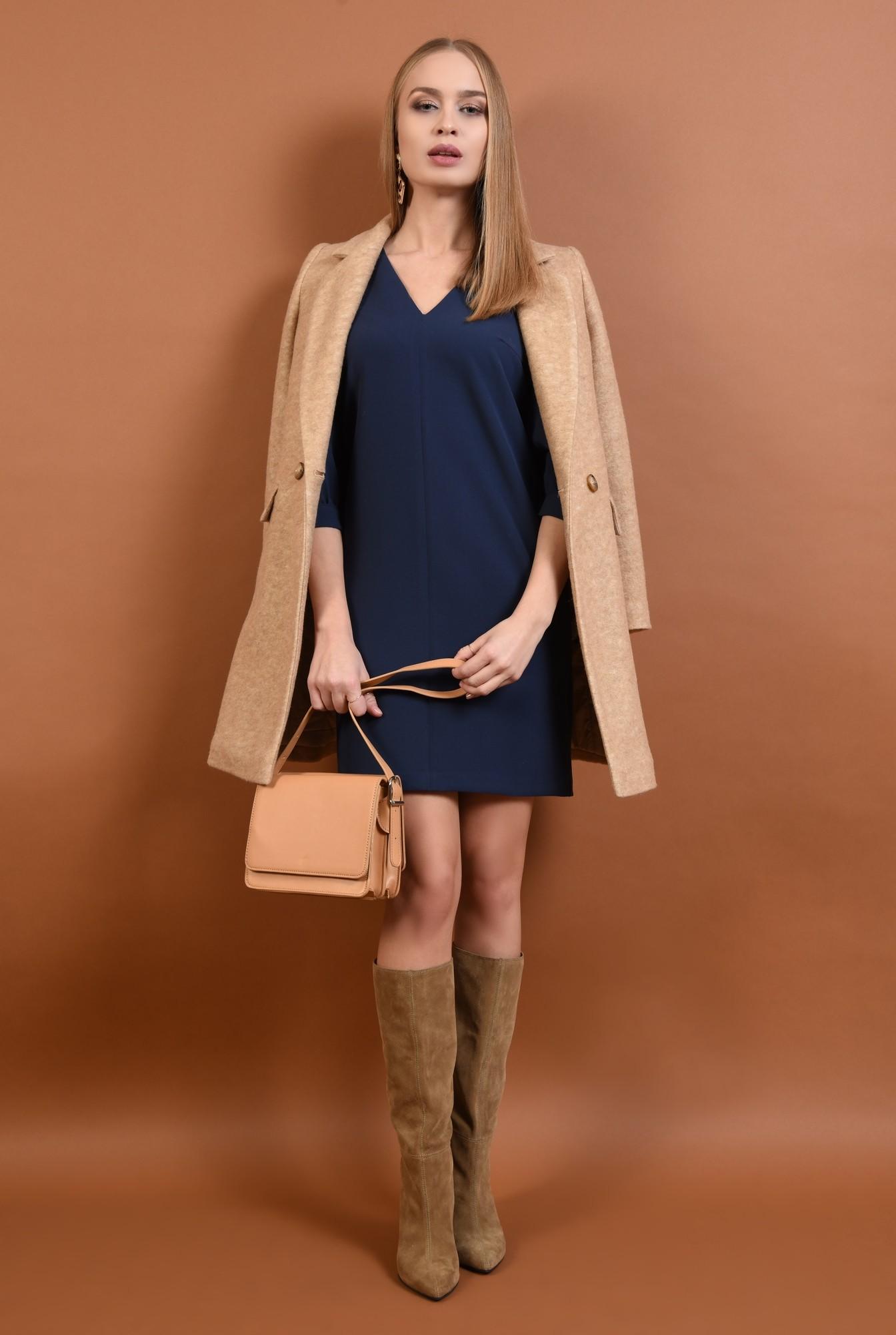 3 - rochie casual, scurta, decolteu, anchior, rochii de dama online