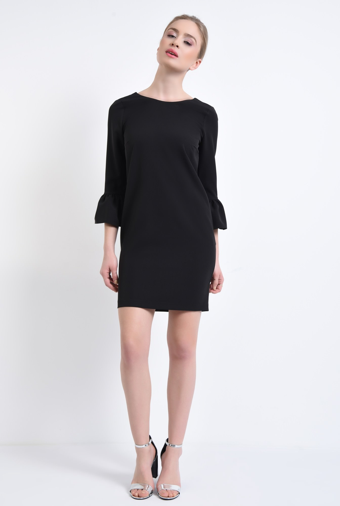 3 - Rochie eleganta neagra