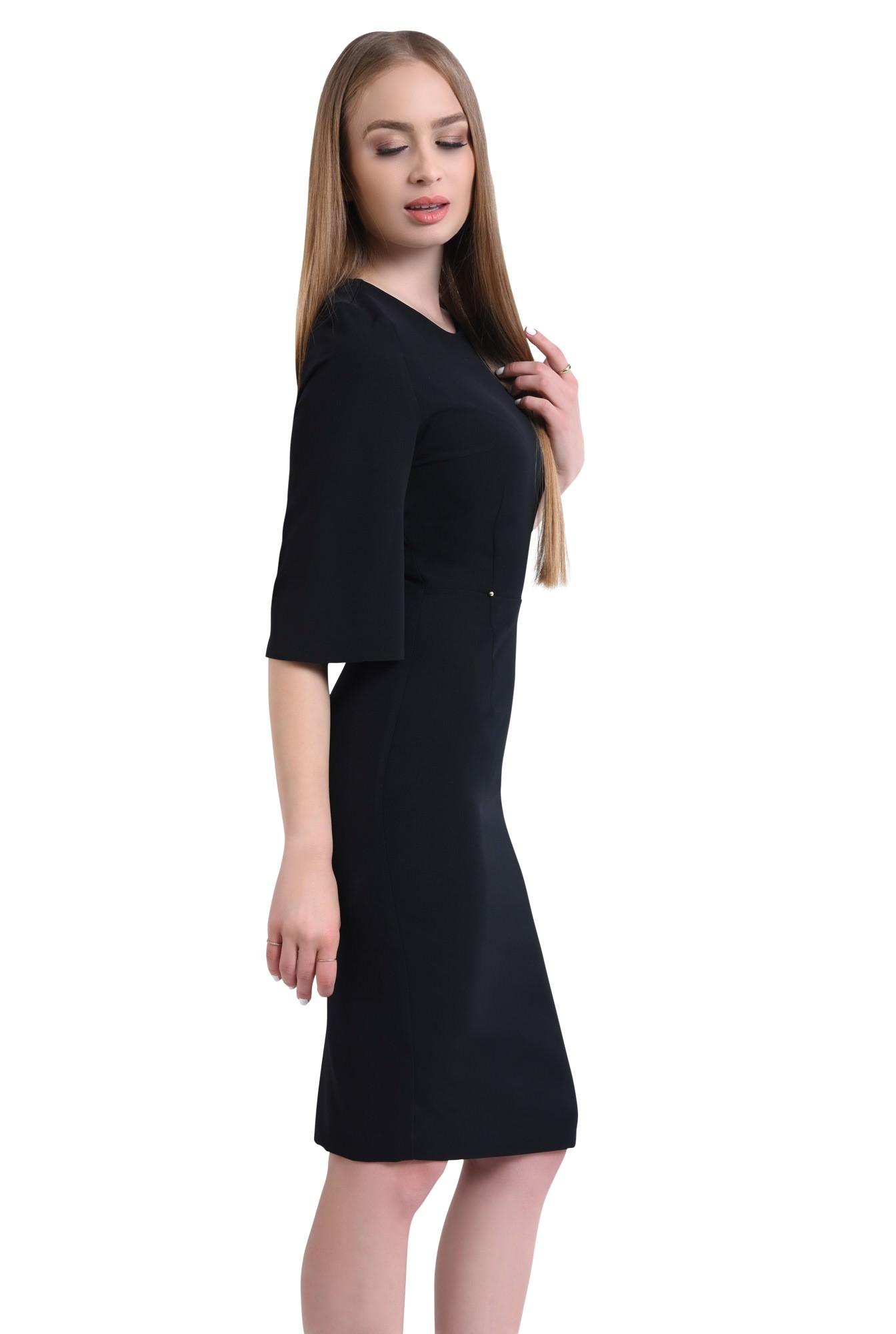0 - Rochie eleganta neagra