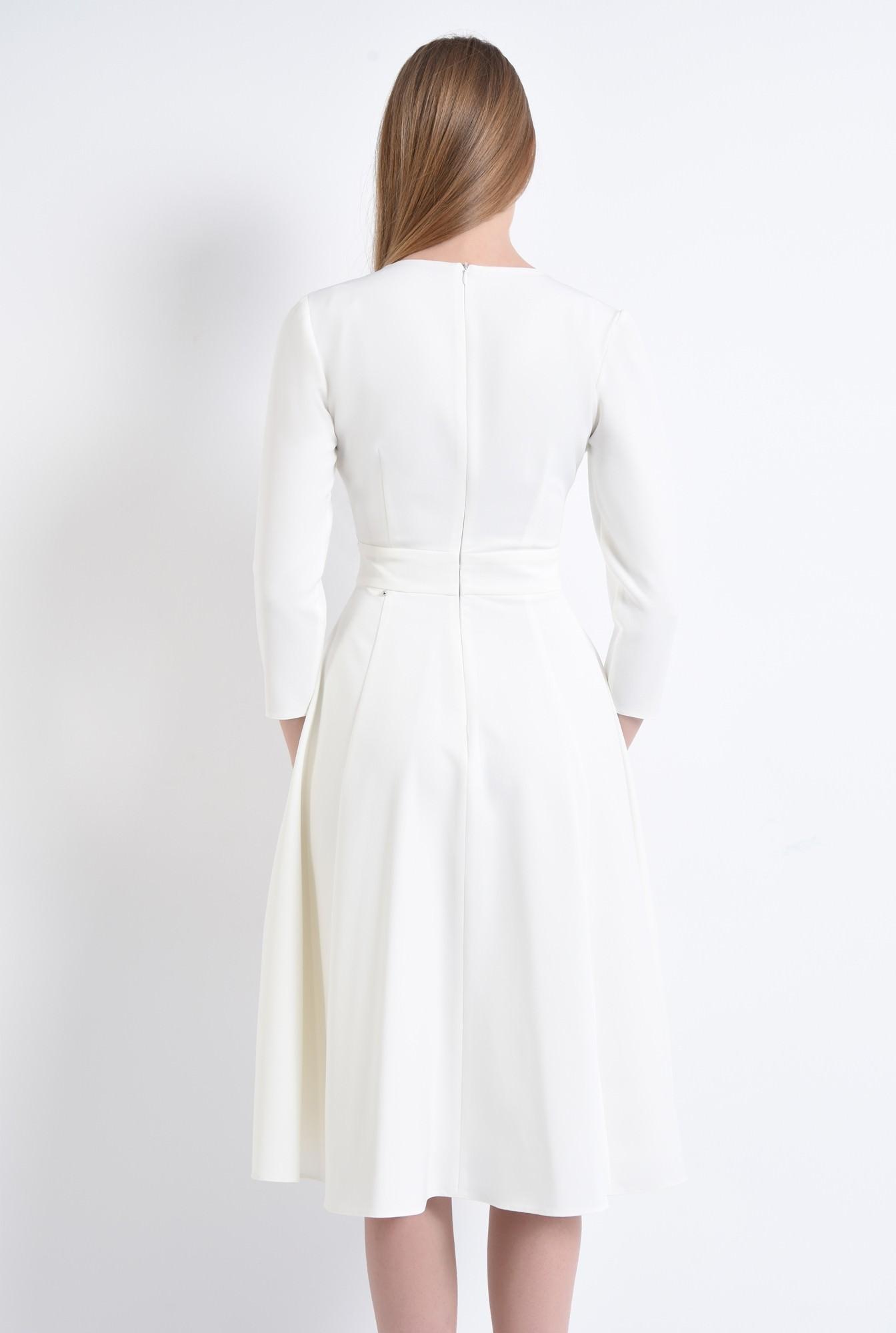 1 - Rochie eleganta, cu funda