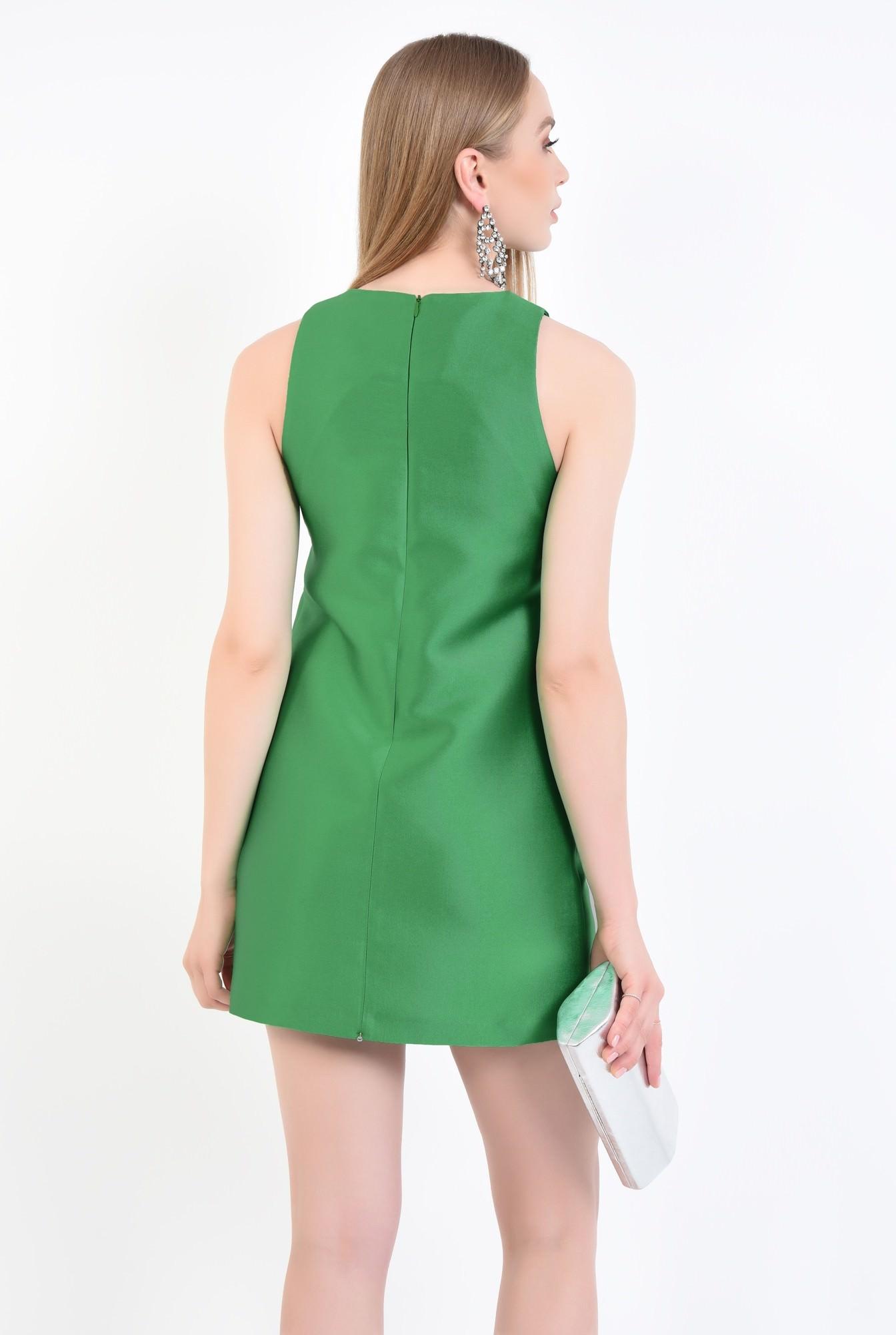 1 - 360 - rochie de seara, lejera, fara betelie, rochie din tafta