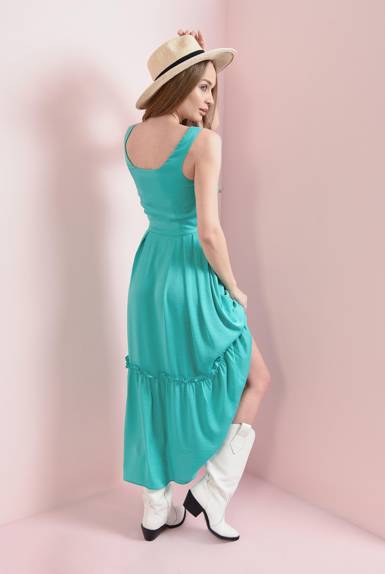 2 - rochie verde, midi, Poema