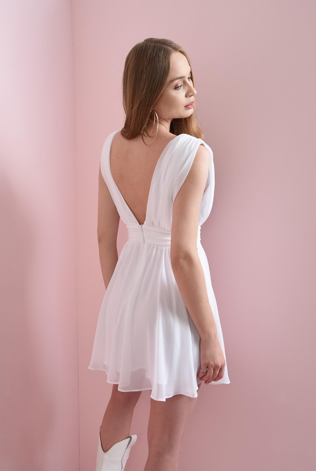 2 - rochie scurta, din voal, Poema