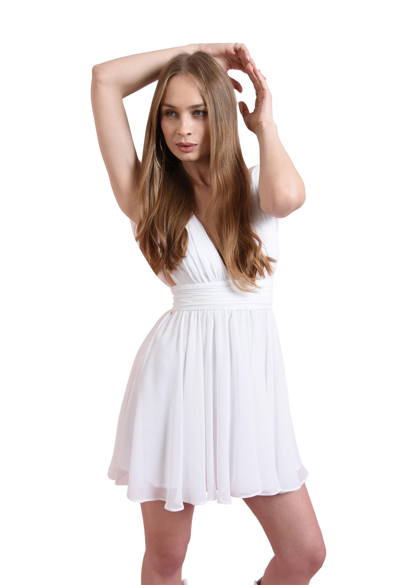 3 - rochie scurta, din voal, Poema