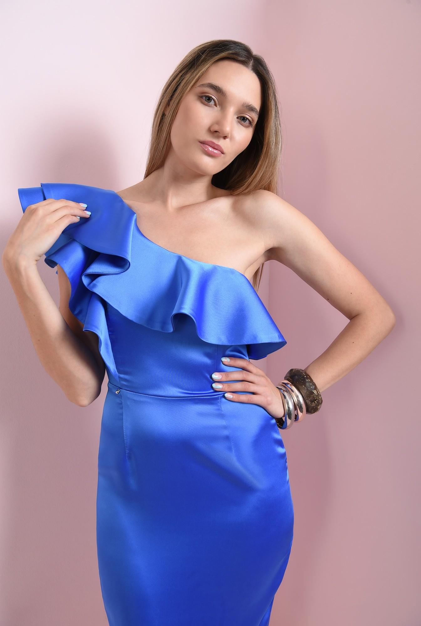 2 - rochie conica, midi, eleganta