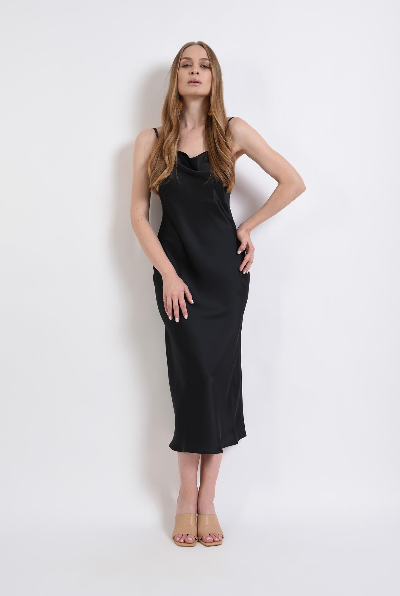 1 - rochie neagra, tip furou, Poema