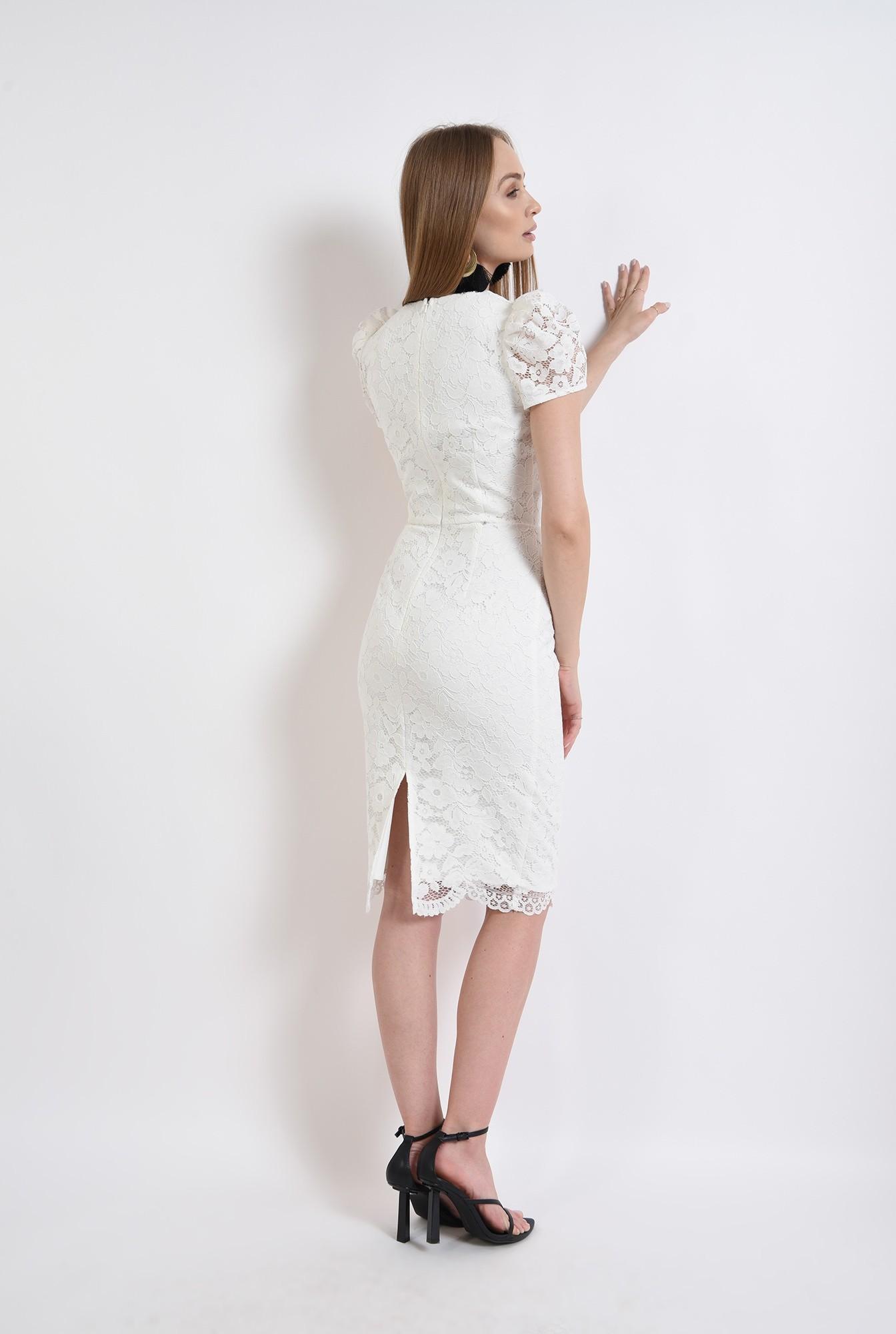 2 - rochie eleganta, din dantela, Poema