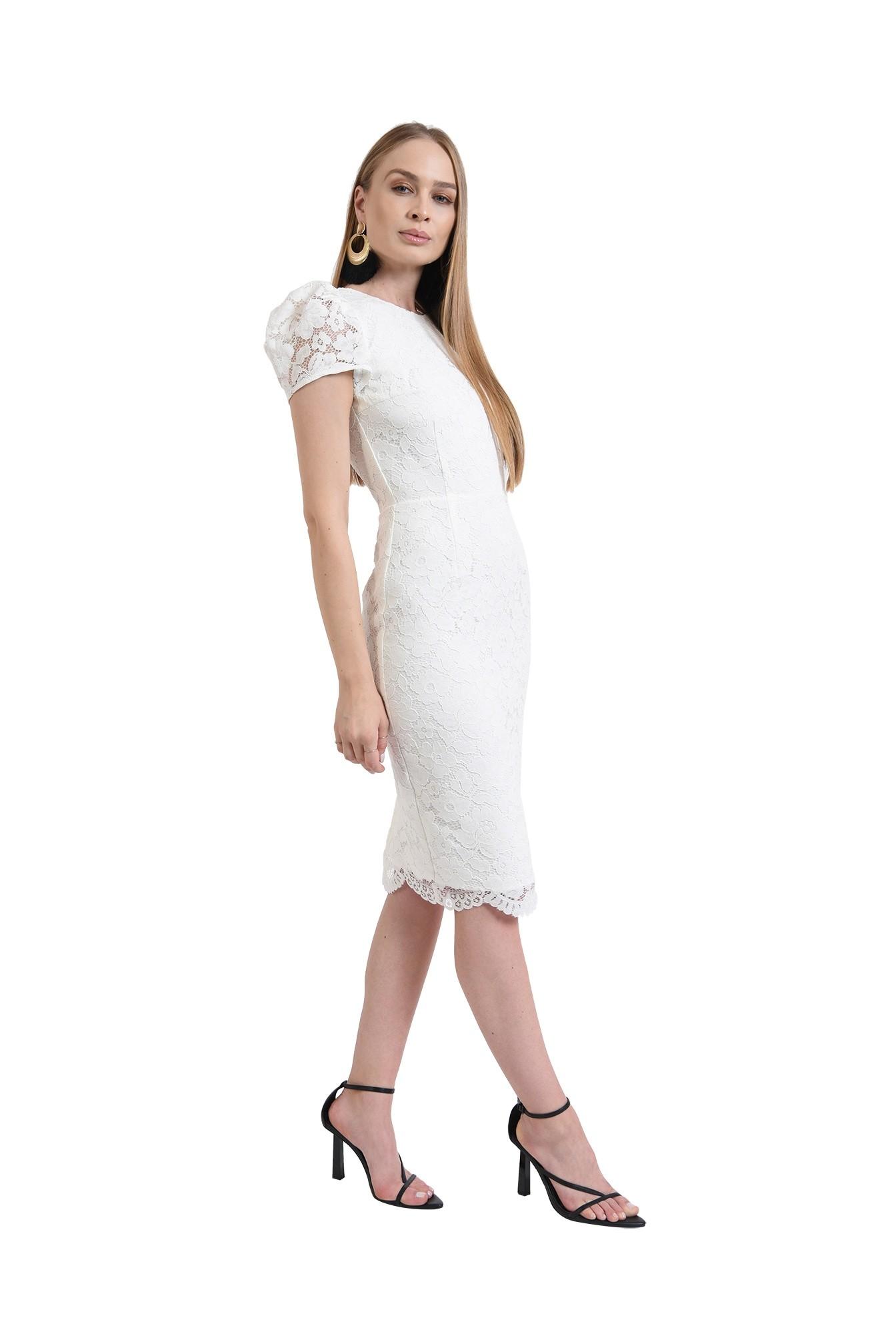 3 - rochie eleganta, din dantela, Poema