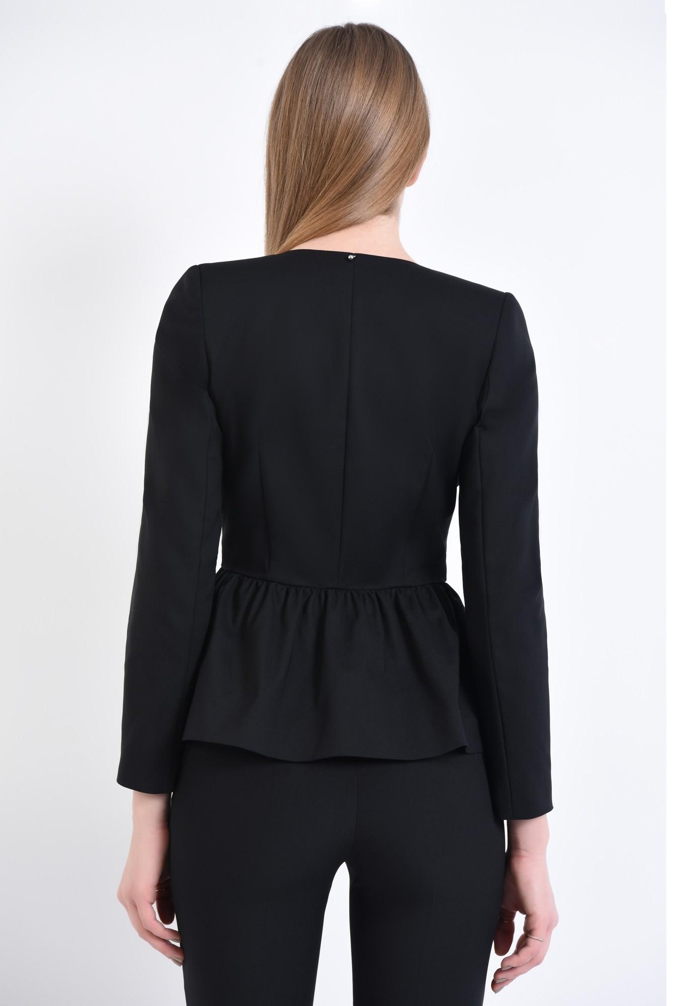 1 - Sacou casual, negru
