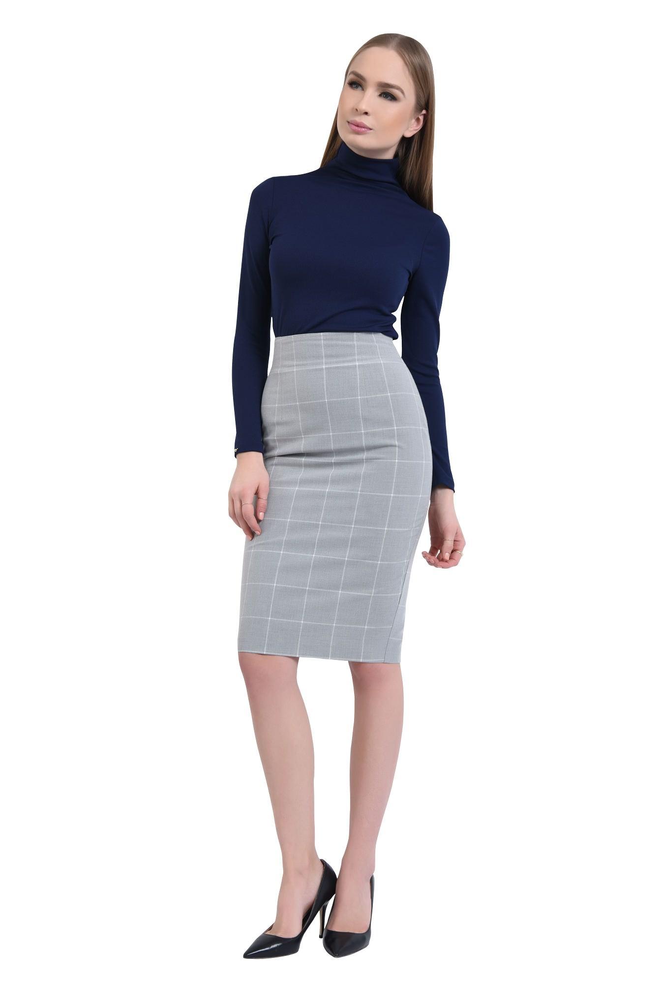 360 - Bluza casual stretch, elastan, helanca