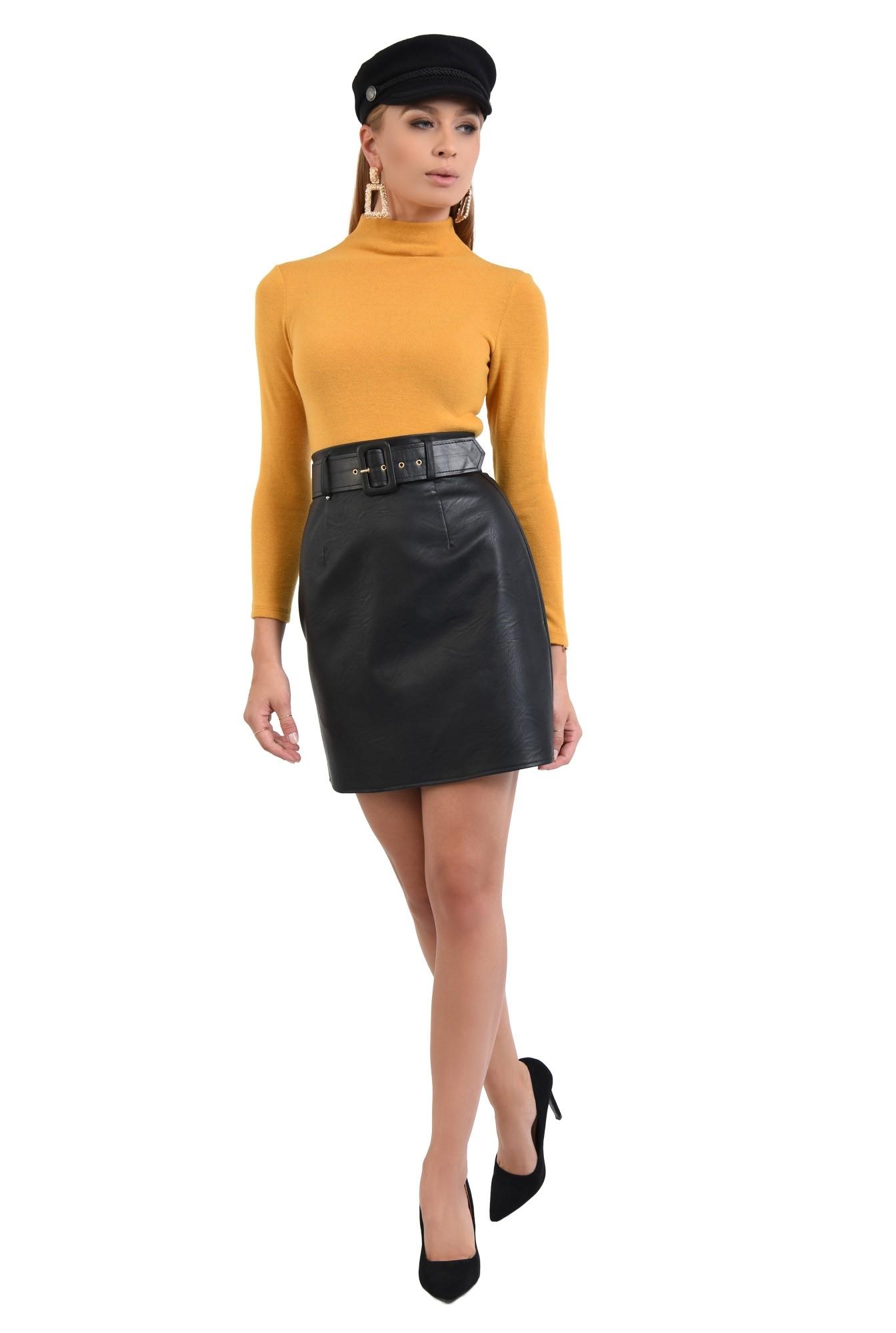 360 - helanca mustar, pulover, bluze online, tricotaje