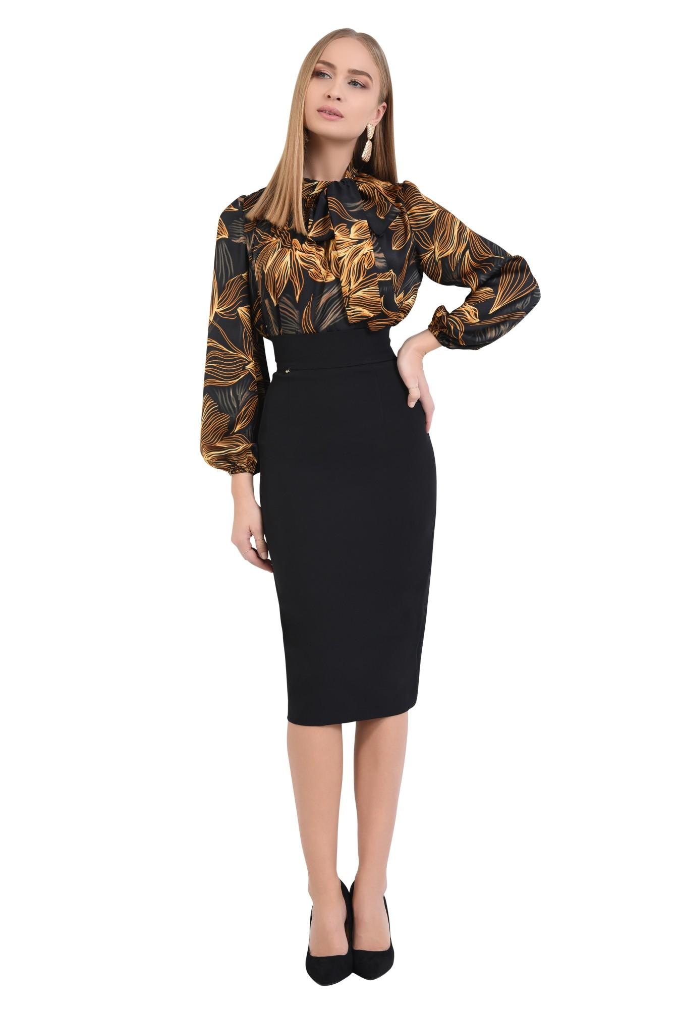 360 - bluza dama, online, croi lejer, funda tip esarfa