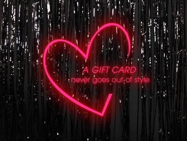 Gift Card POEMA