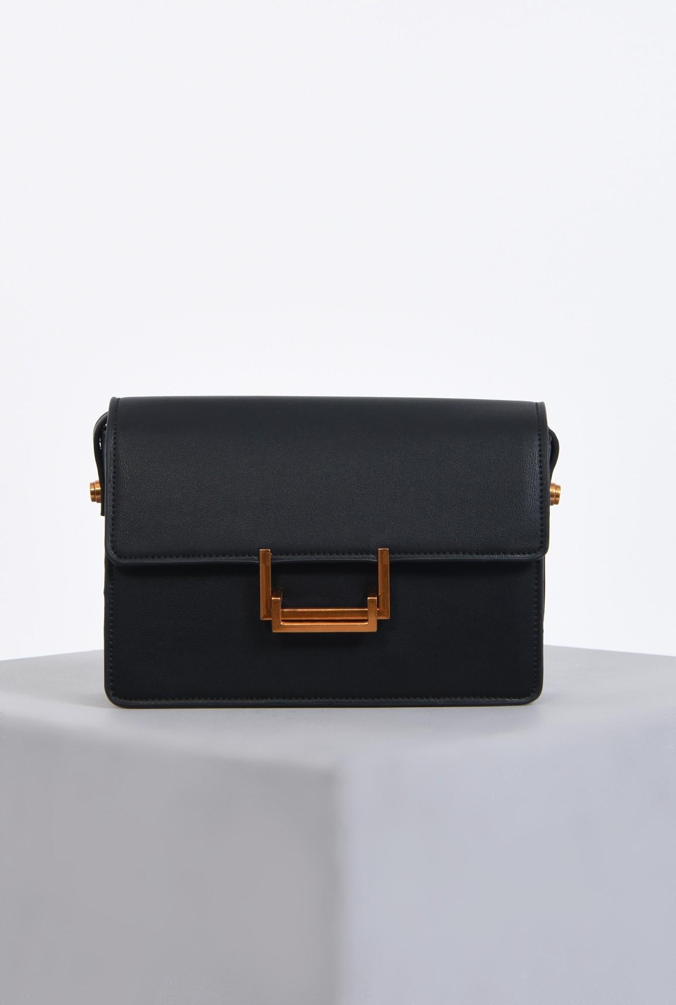 geanta casual, negru, accesorii