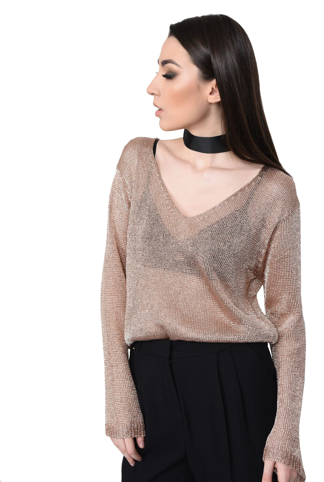 PULOVER CASUAL PL15021707-ROZ