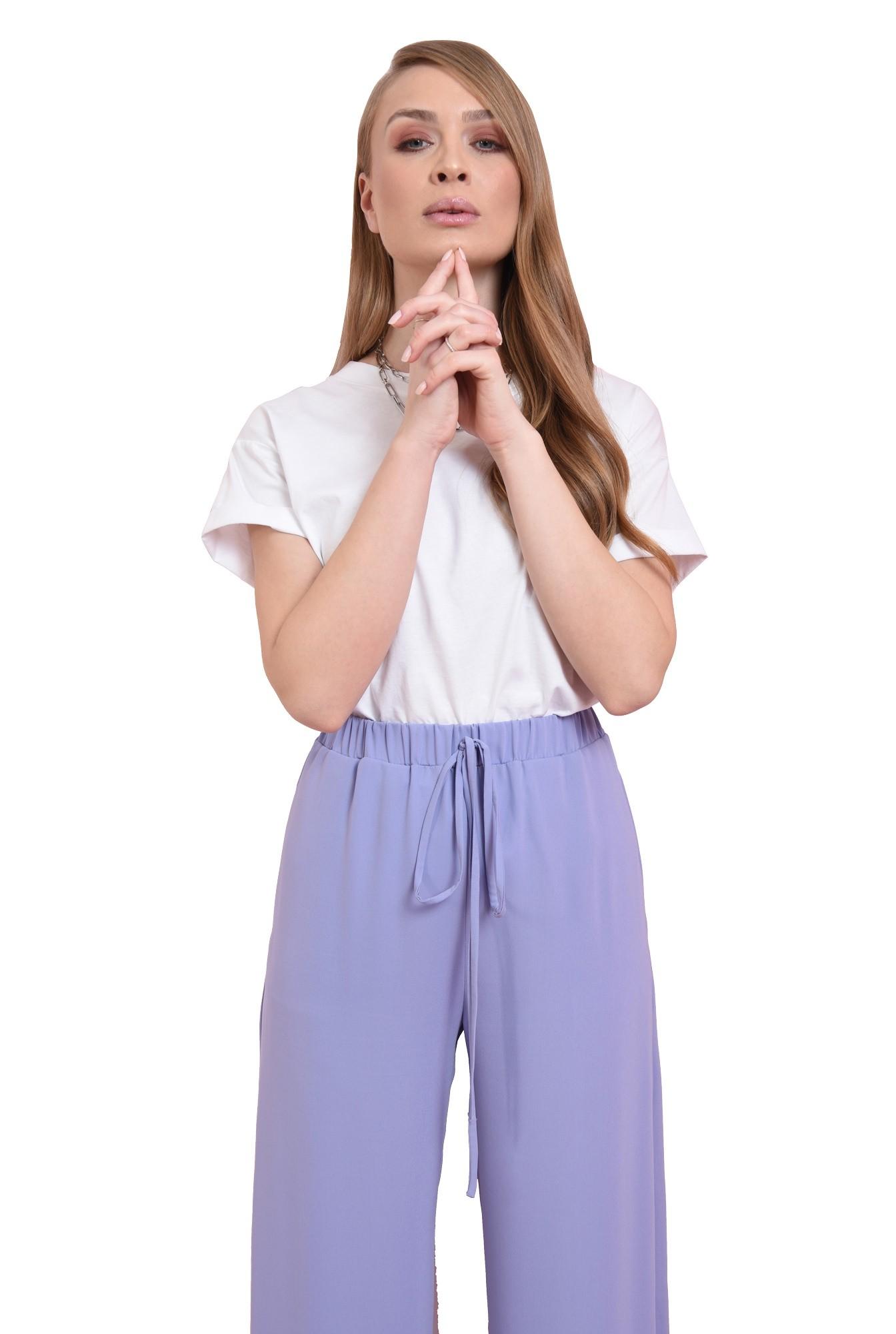 pantaloni cu snur, Poema
