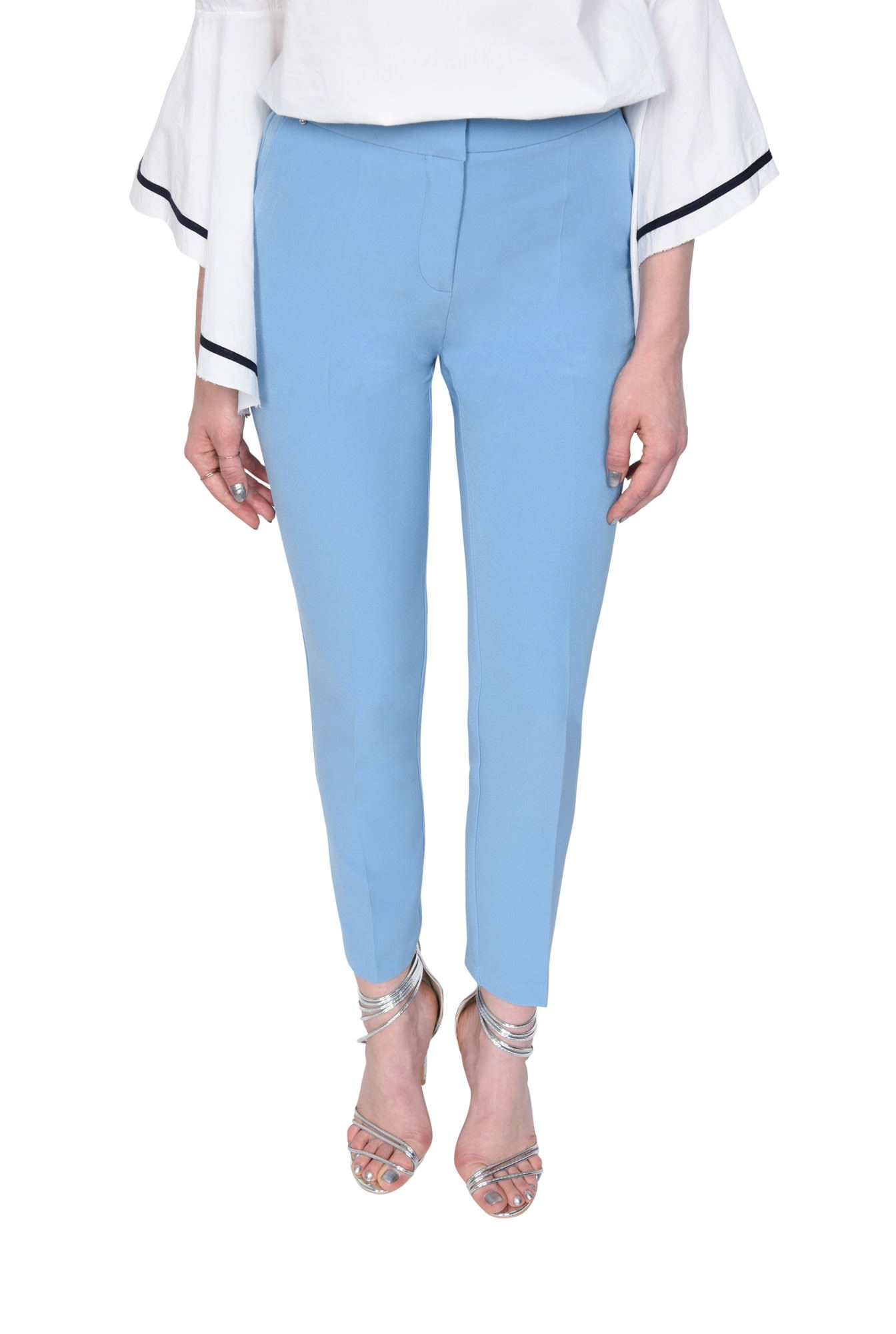 PANTALON OFFICE CONIC PT 142-BLEU