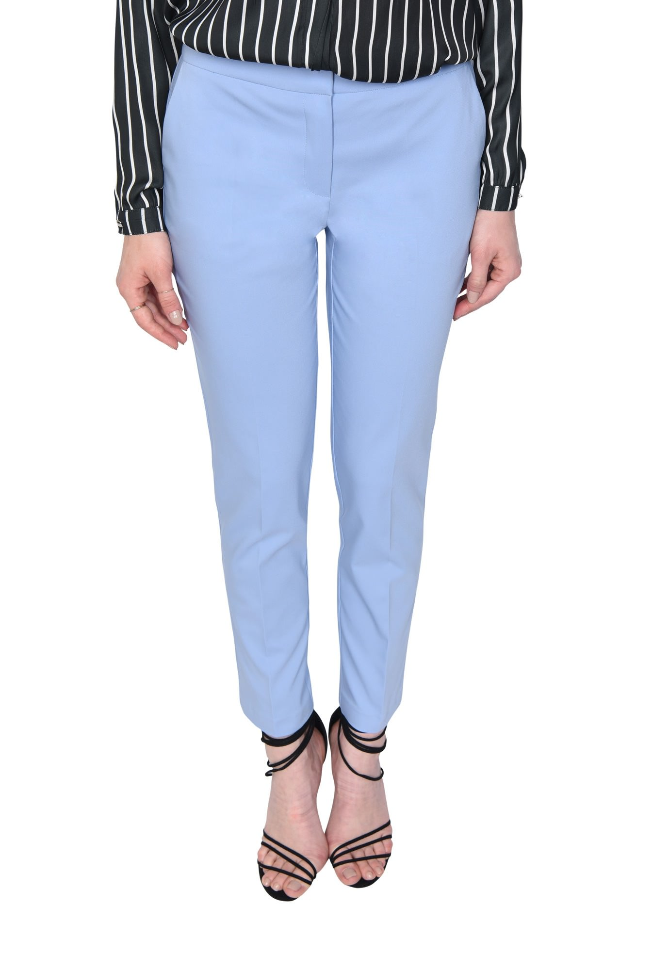 PANTALON OFFICE CONIC PT 144-BLEU