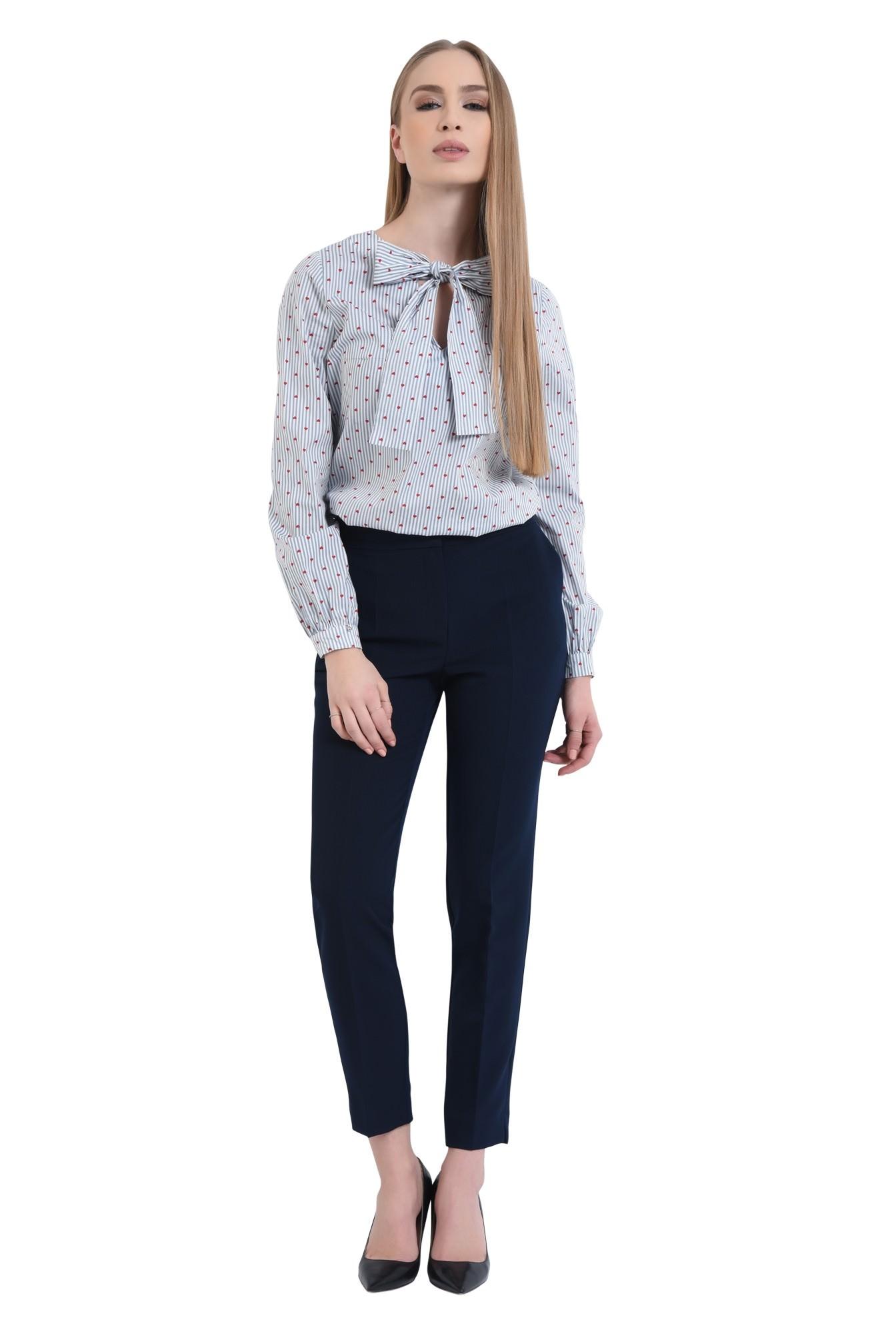 360 - Pantaloni casual conici