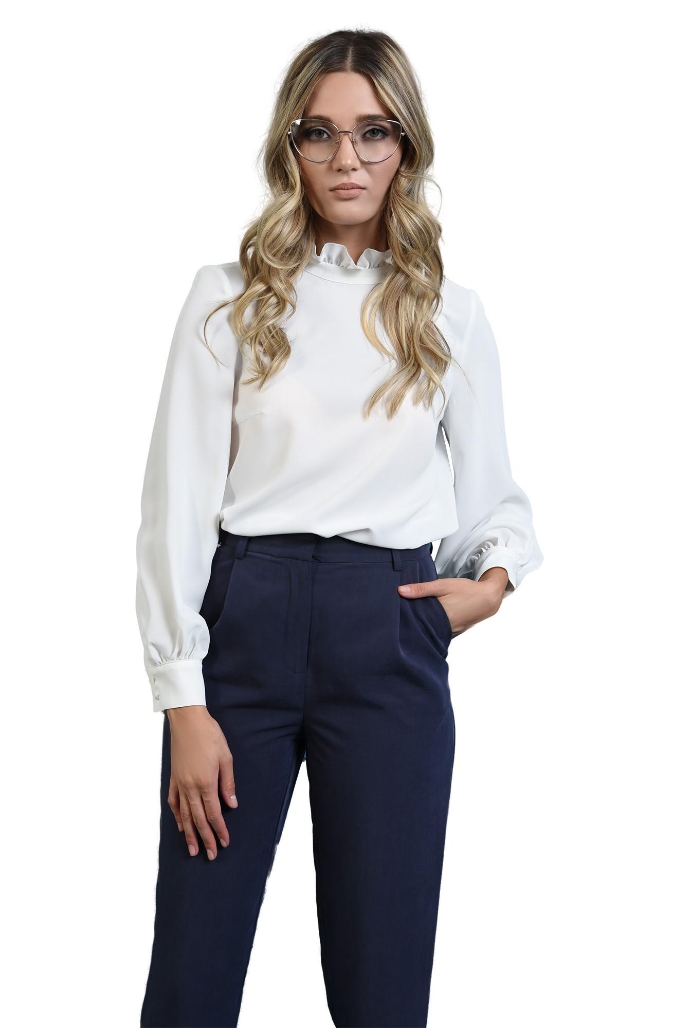 pantaloni cu buzunare laterale, tigareta