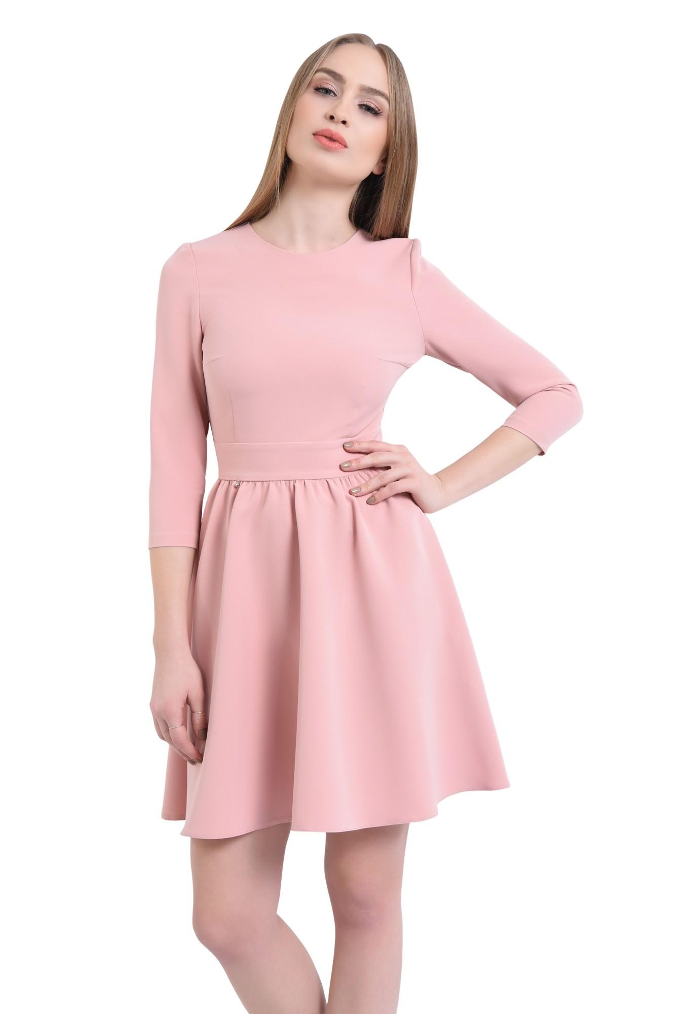Rochie de zi, roz