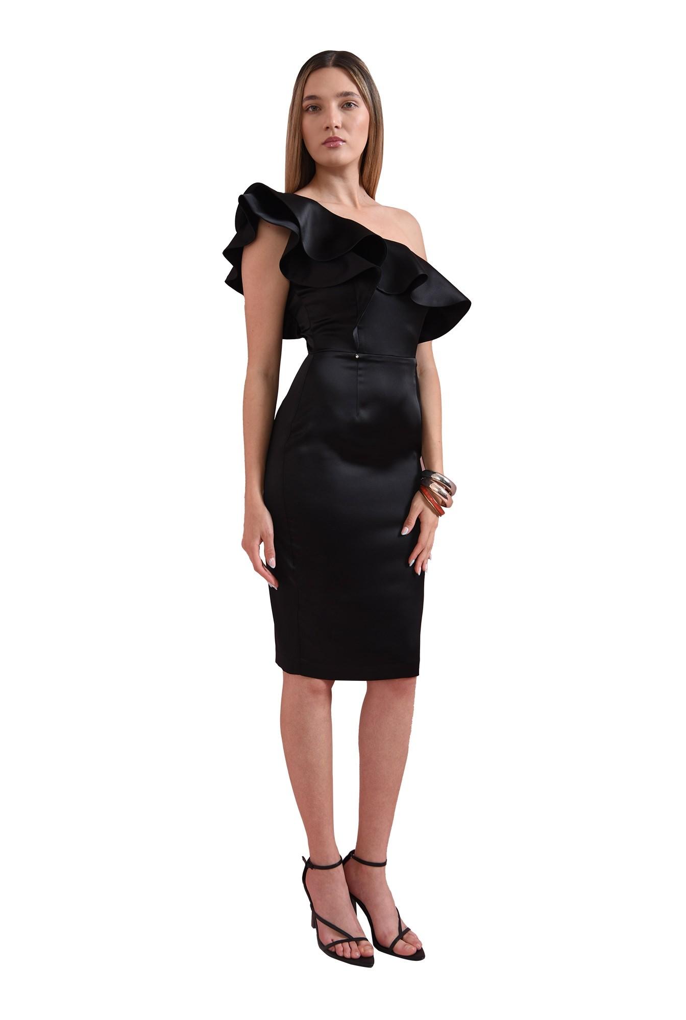 rochie eleganta, conica, Poema